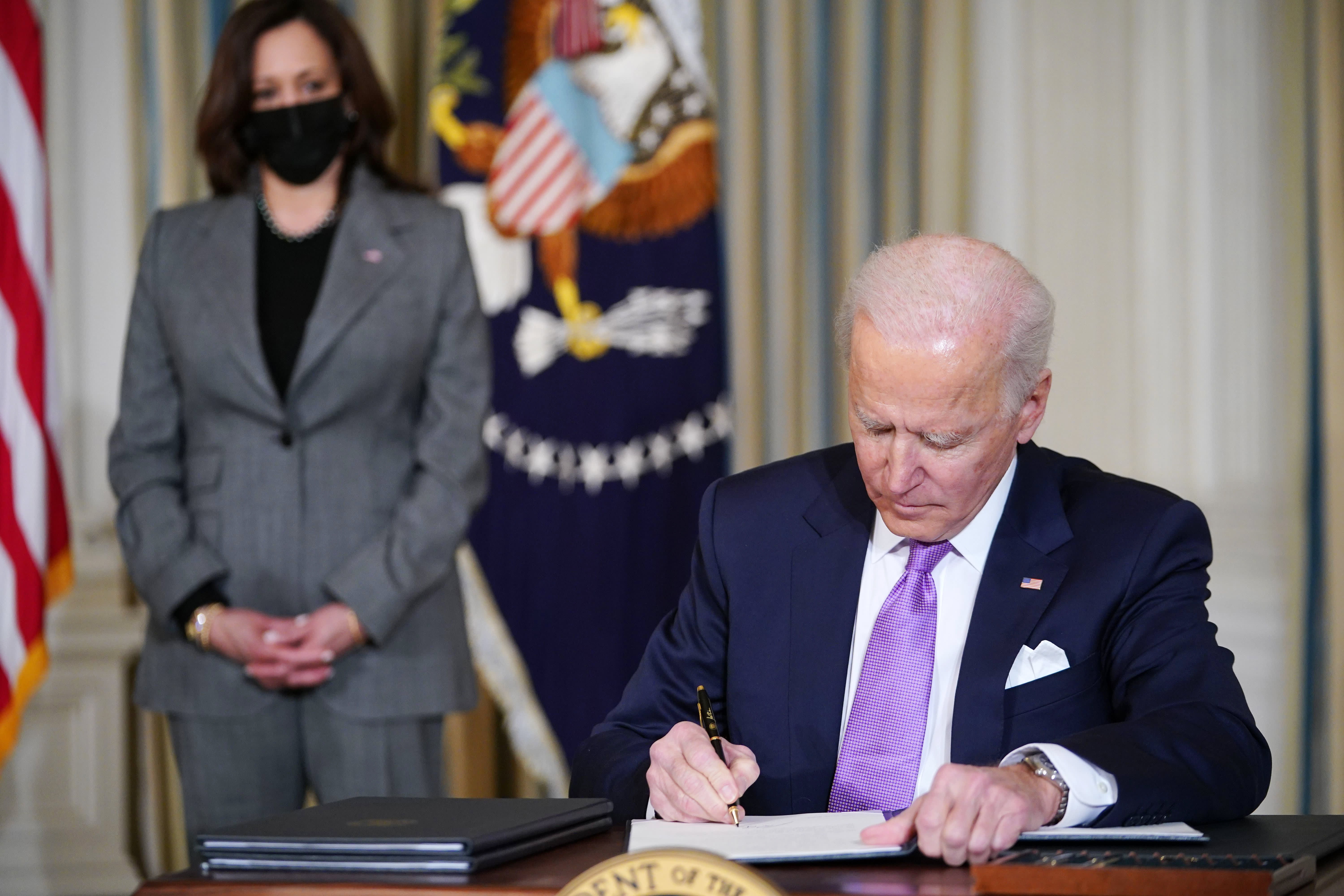 www.cnbc.com: President Biden pledges to fix the racial wealth gap. Here are his plans
