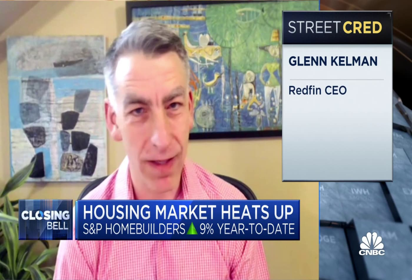 It has been the frothiest market I've ever seen: Redfin CEO on housing market