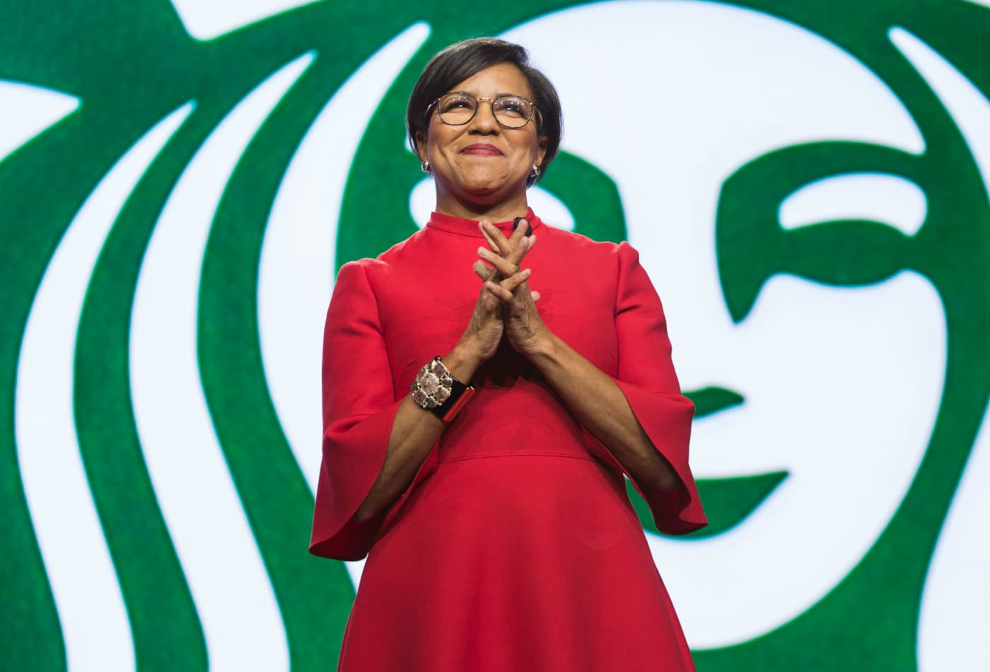 Starbucks COO Roz Brewer is leaving at the end of February to become CEO of Walgreens Boots Alliance
