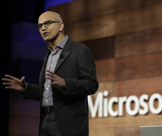 Alphabet and Facebook rise after Microsoft reports surprisingly strong advertising revenue