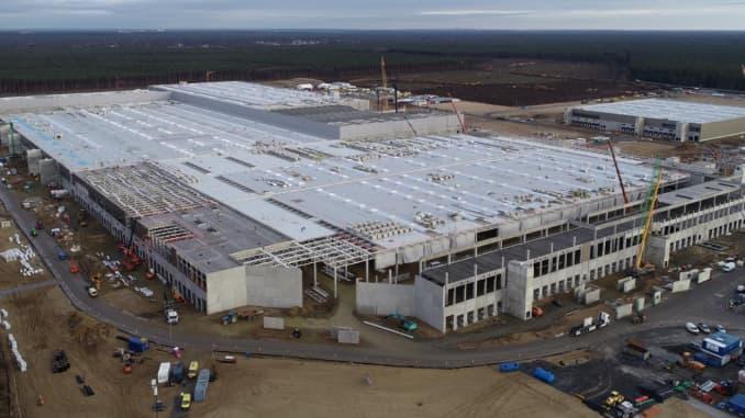 tesla factory berlin