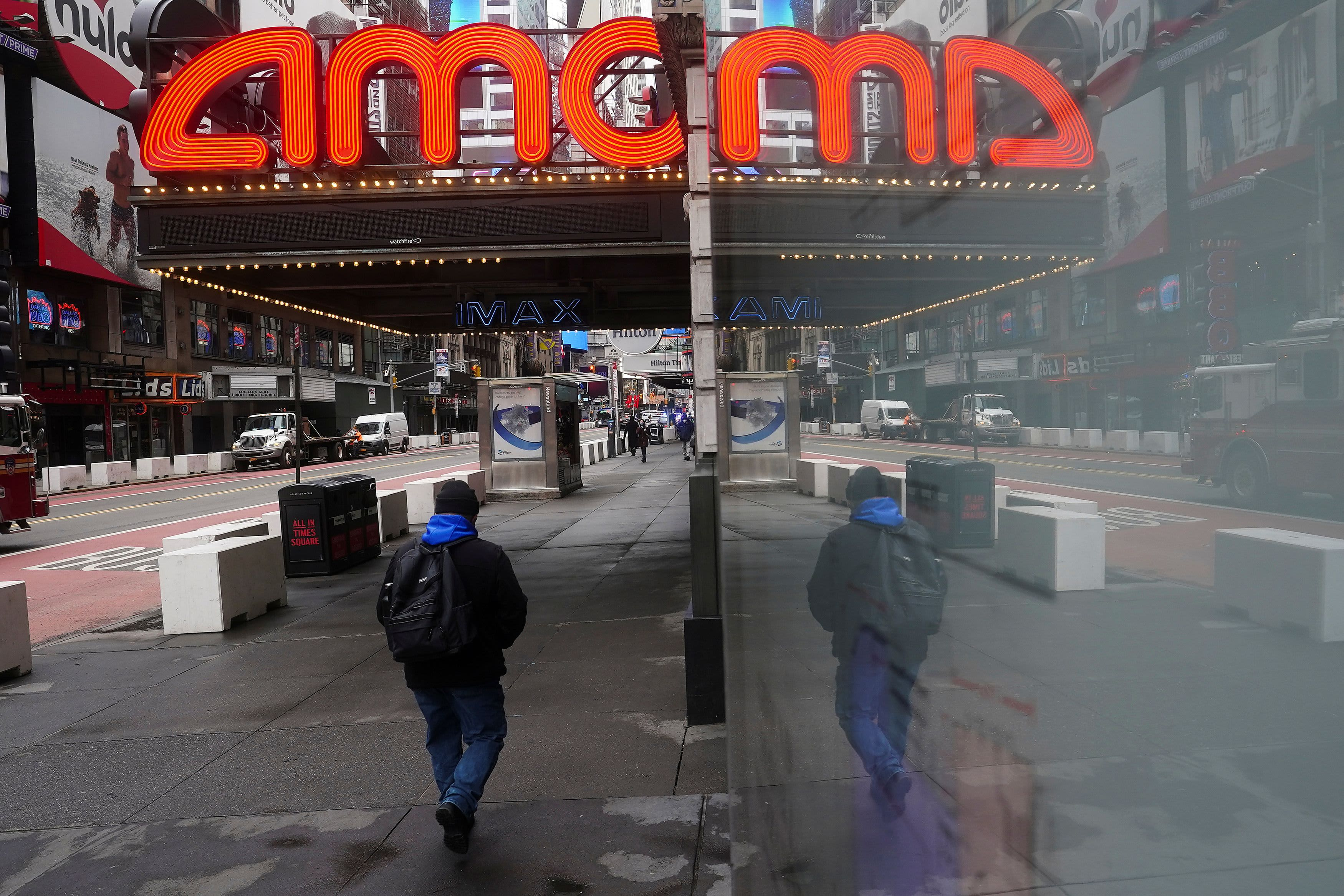 Stocks making the biggest moves in the premarket: AMC Entertainment, Lands' End, Ambarella & more