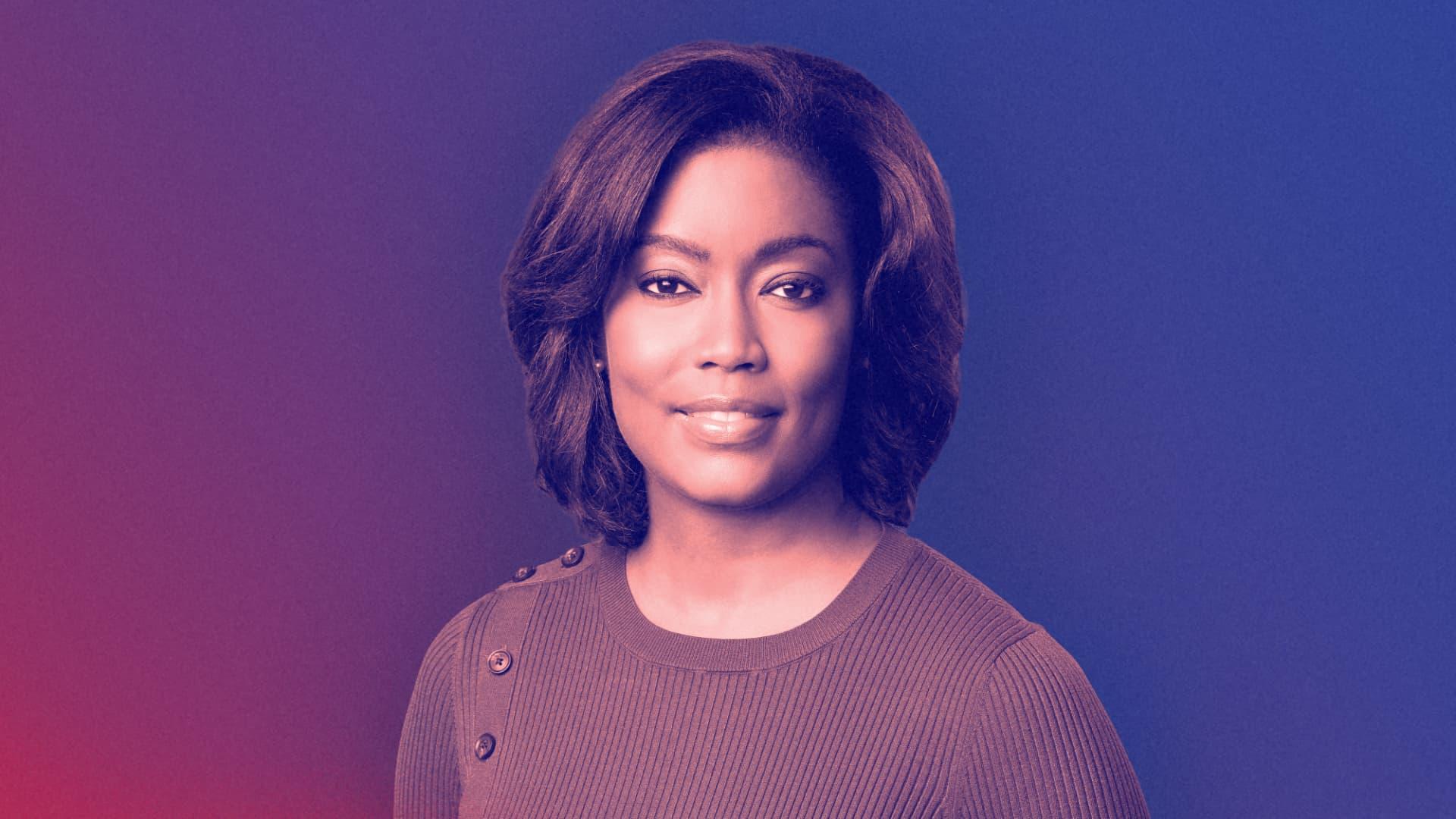 MSNBC President Rashida Jones
