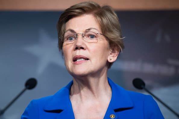 'You've got to have a cop on the beat': Elizabeth Warren slams SEC over GameStop chaos