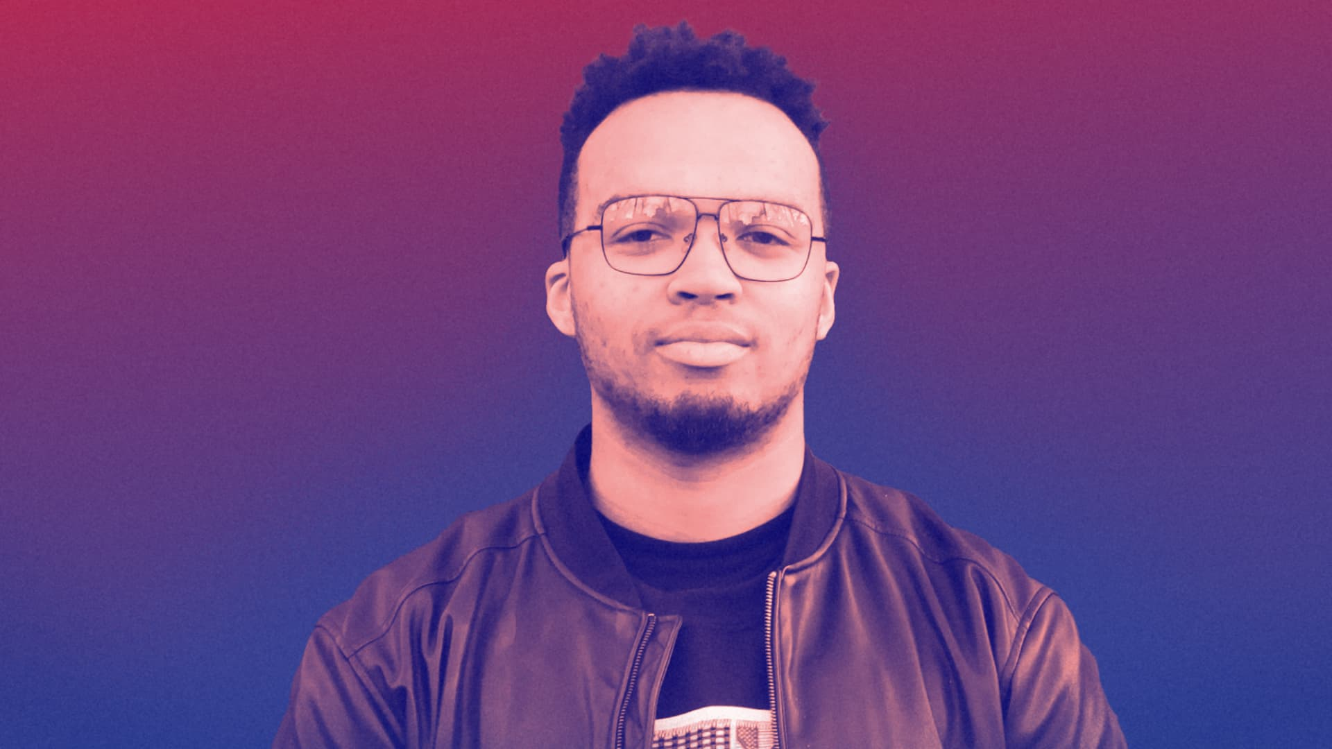Nicholas Johnson, Princeton's first Black valedictorian