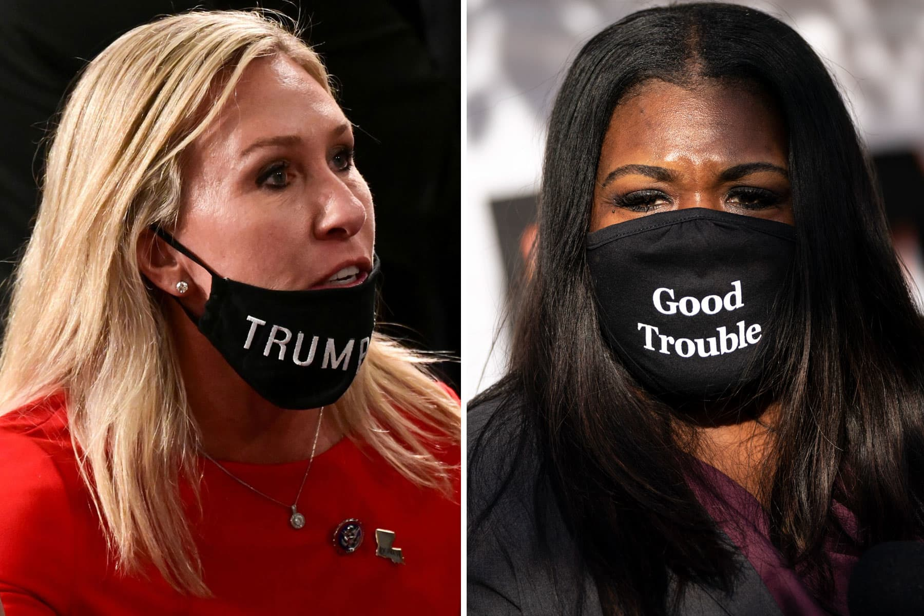 Congress: Cori Bush moving her office after Marjorie Taylor Greene  'berated' her