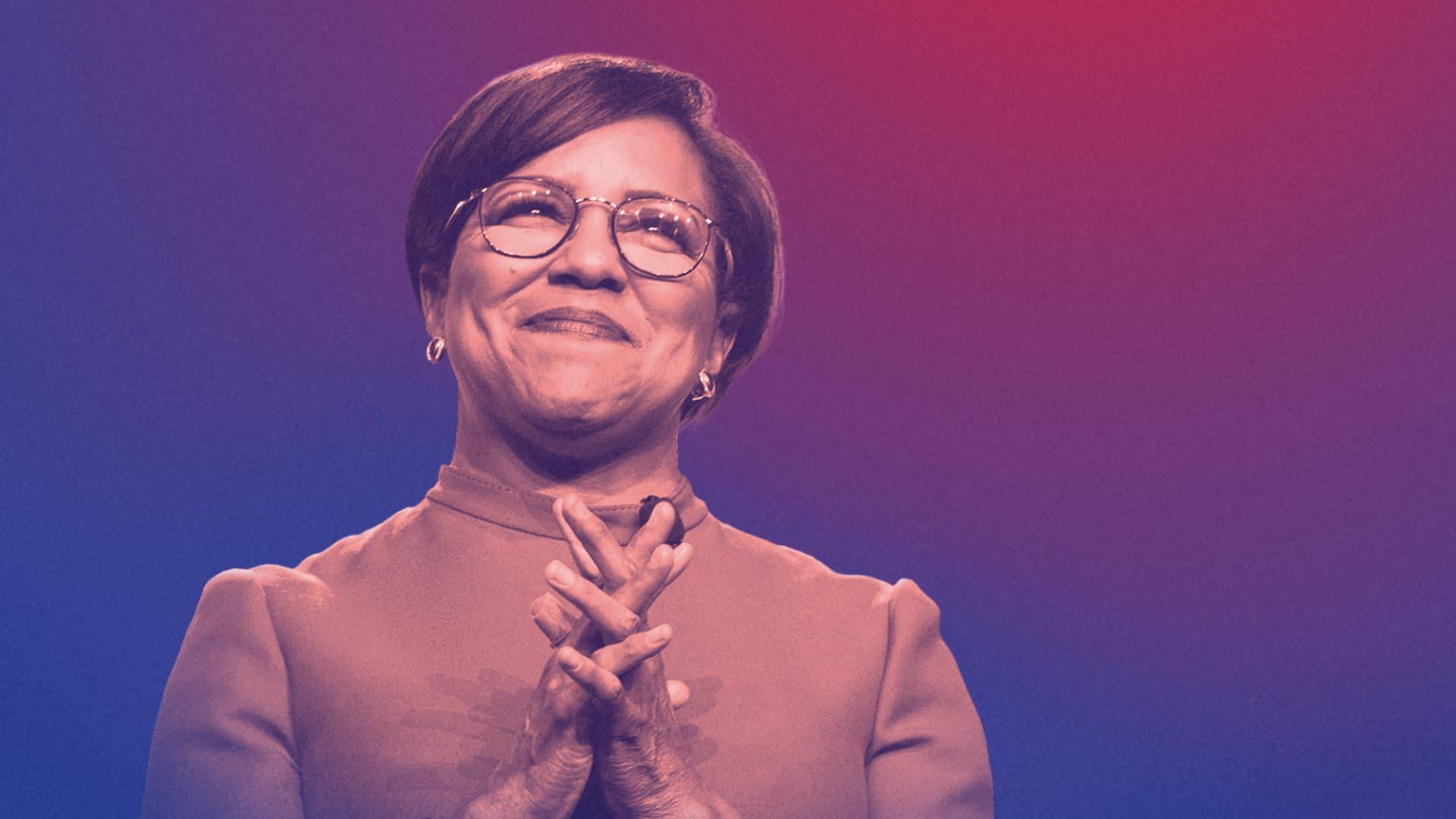 Walgreens' next CEO Rosalind Brewer.