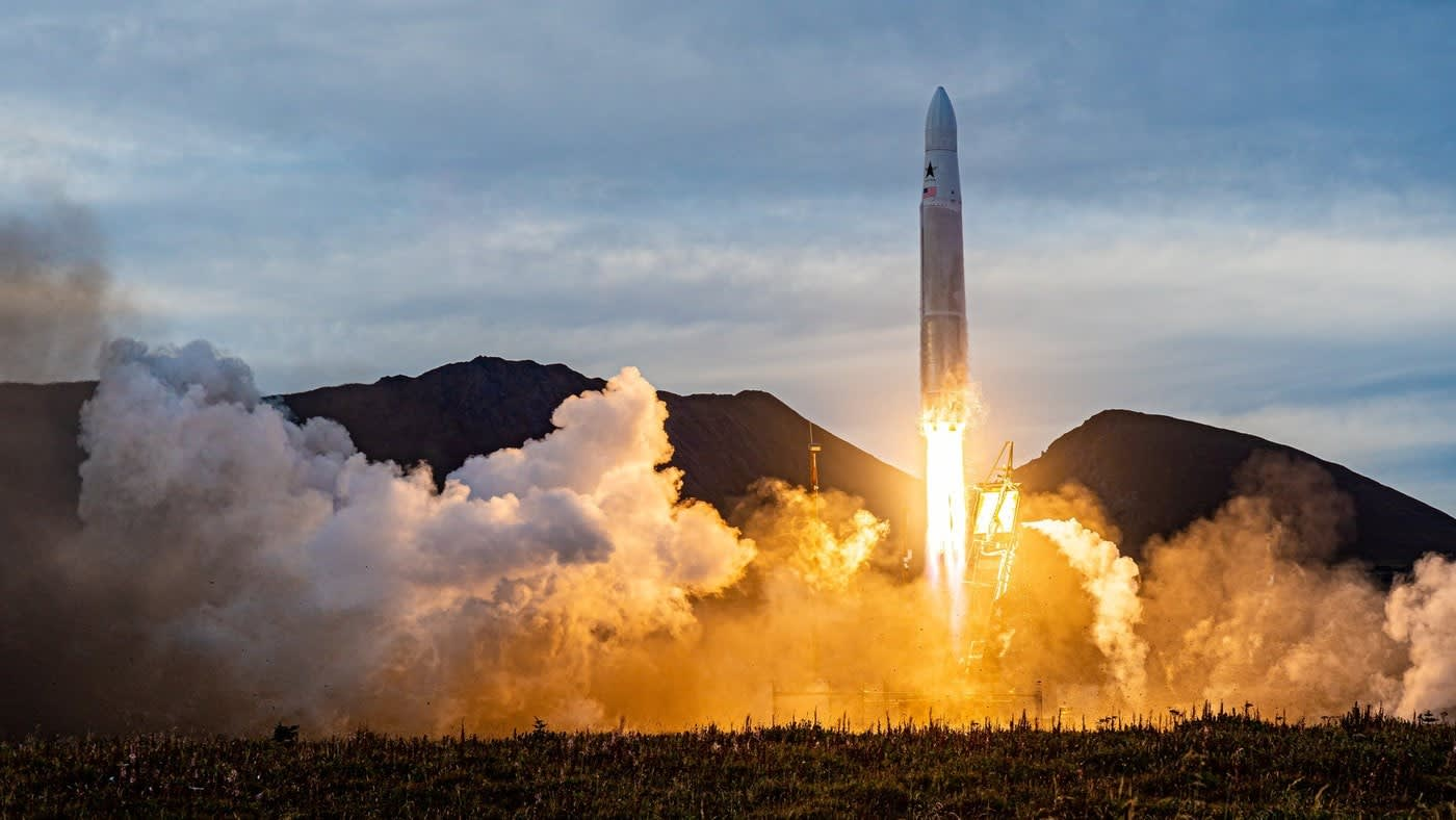 Rocket contractor Astra to go public via SPAC at $2.1 billion valuation after reaching space last month thumbnail