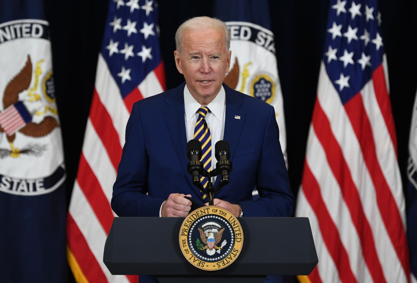 Biden vows to allow more refugees into the United States