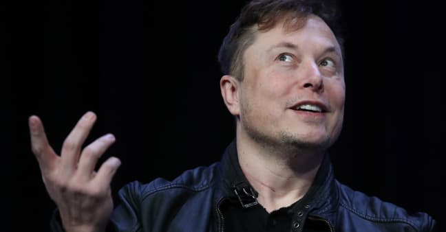 Bitcoin pops 10% after Musk suggests Tesla could accept the crypto again