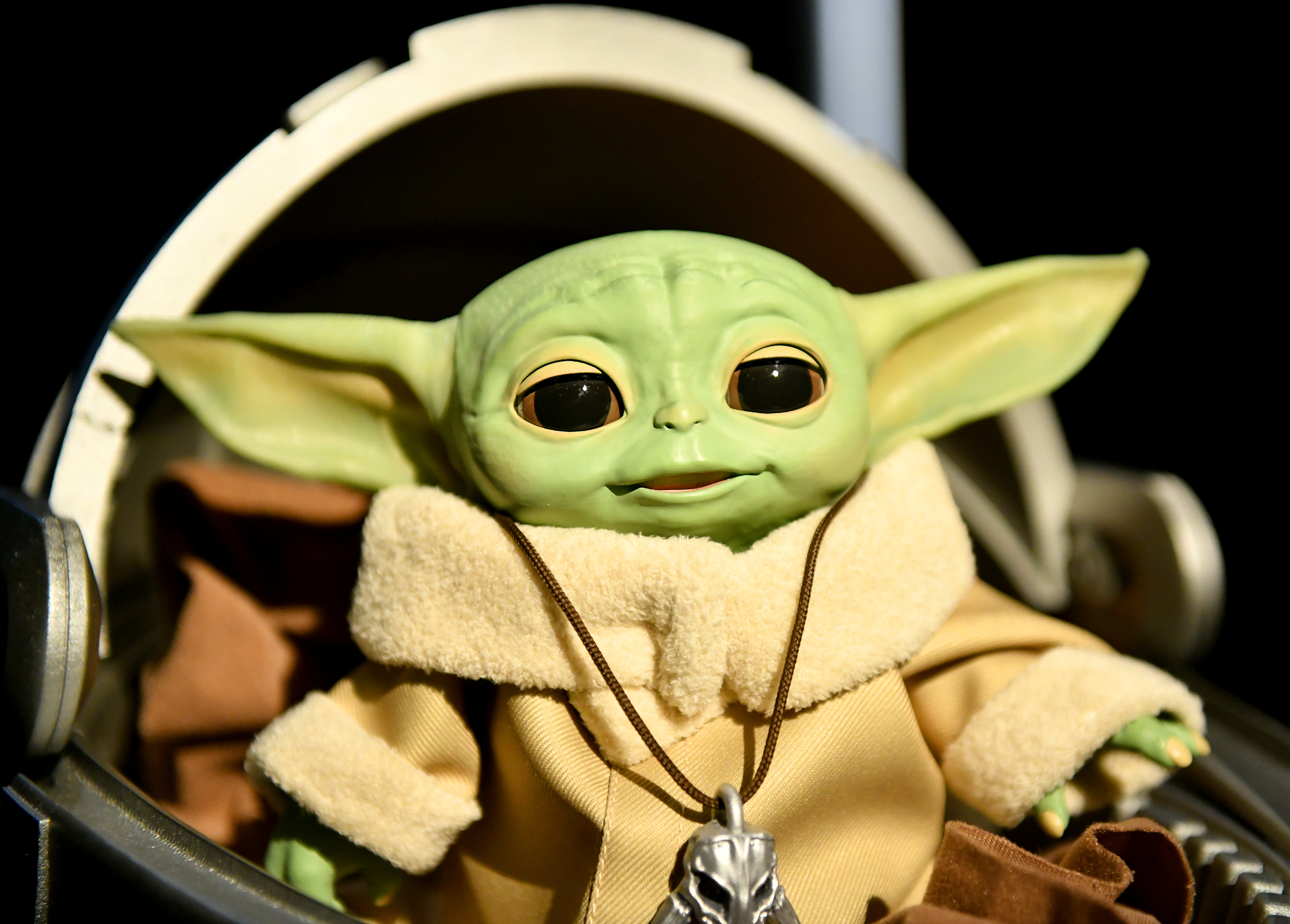 Disney+ will fuel Hasbro gains long after the pandemic is over as Star Wars toy sales jump - CNBC