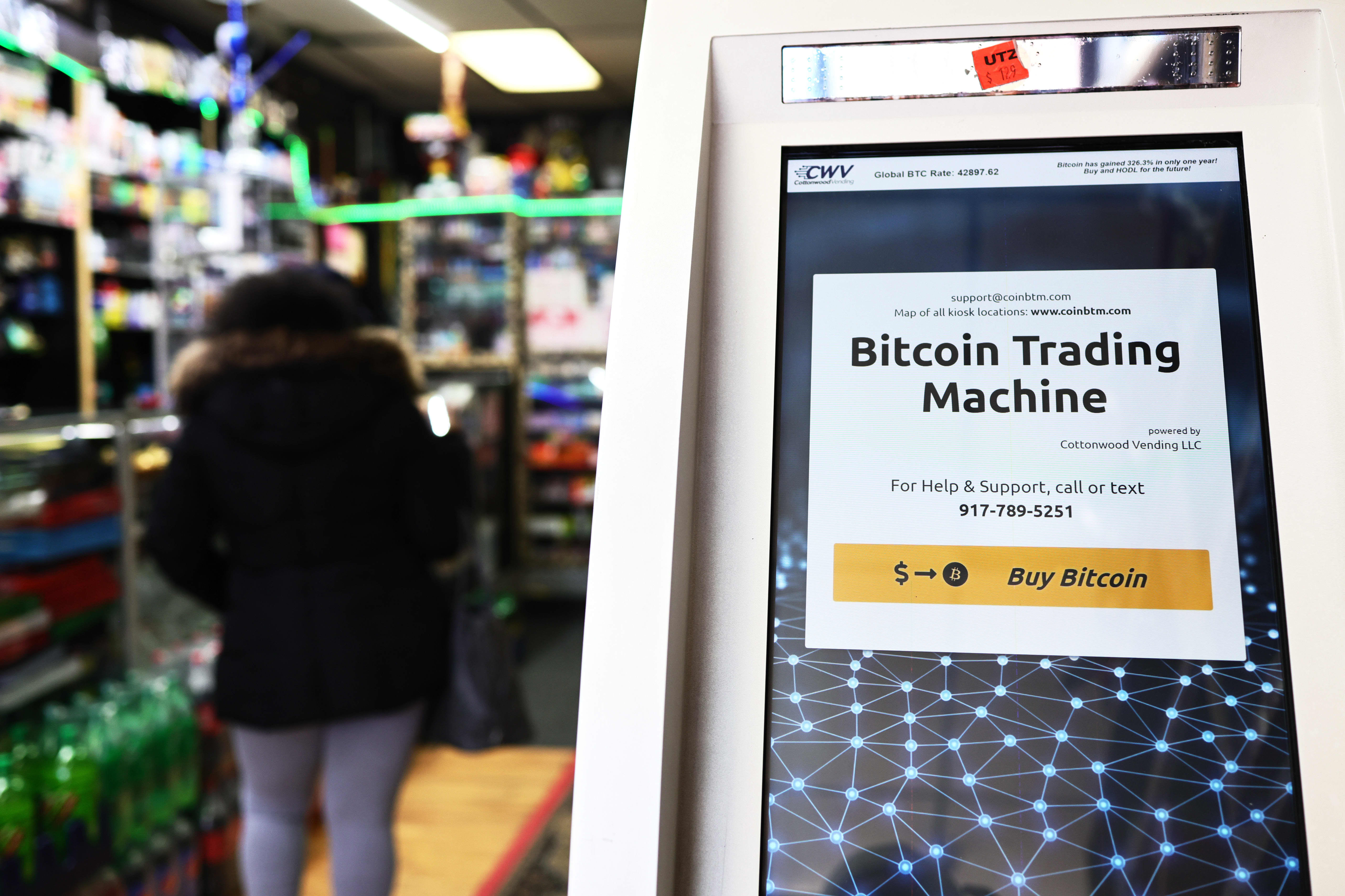 Feeling the warmth from staff, Wall Road banks get nearer to adopting bitcoin
