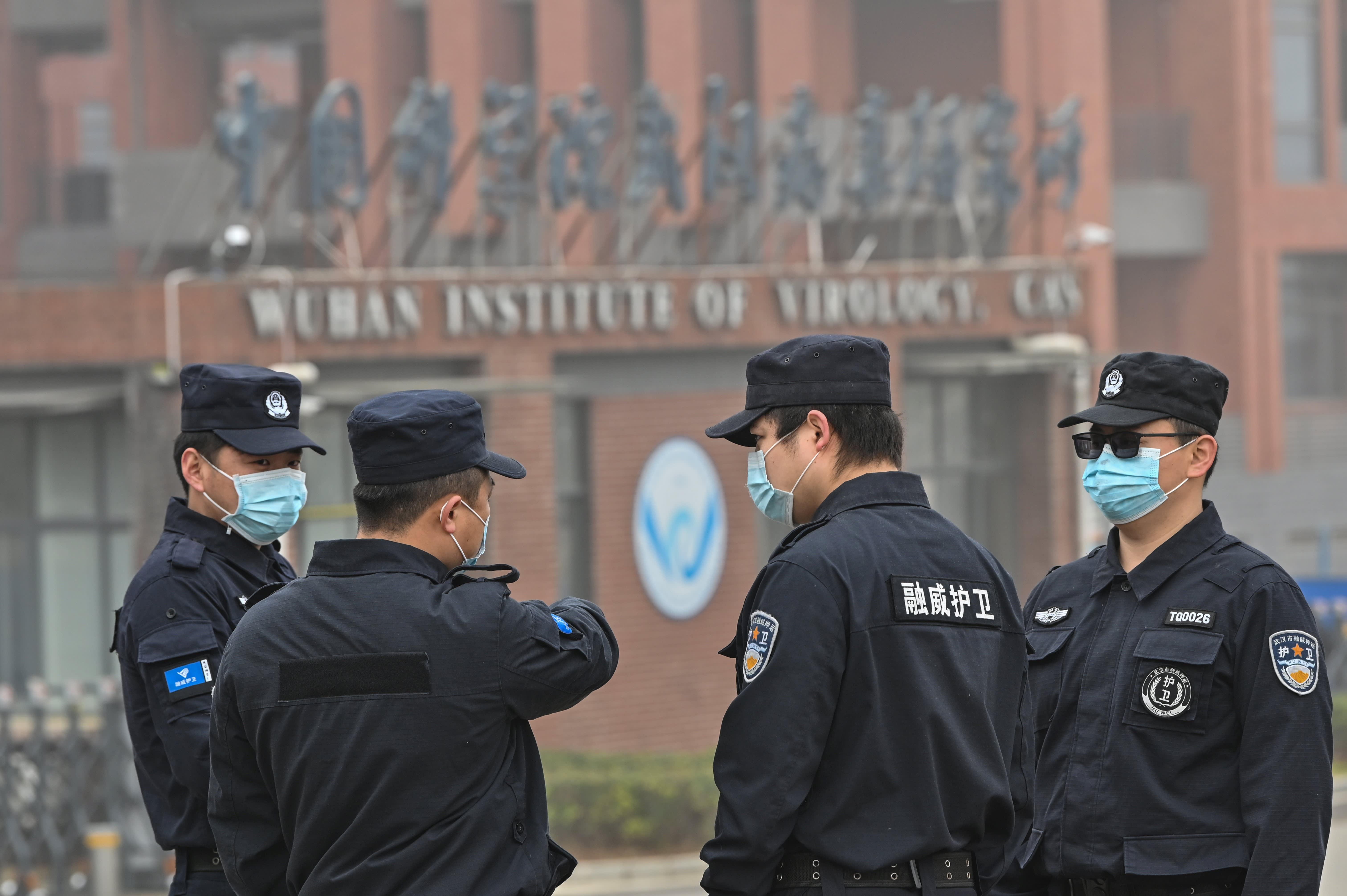 Biden orders closer evaluation of Covid origins as U.S. intel weighs Wuhan laboratory leak theory thumbnail
