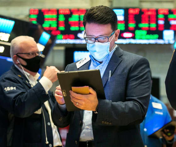 Stock futures point to further losses Friday after Nasdaq suffers worst one-day loss since October