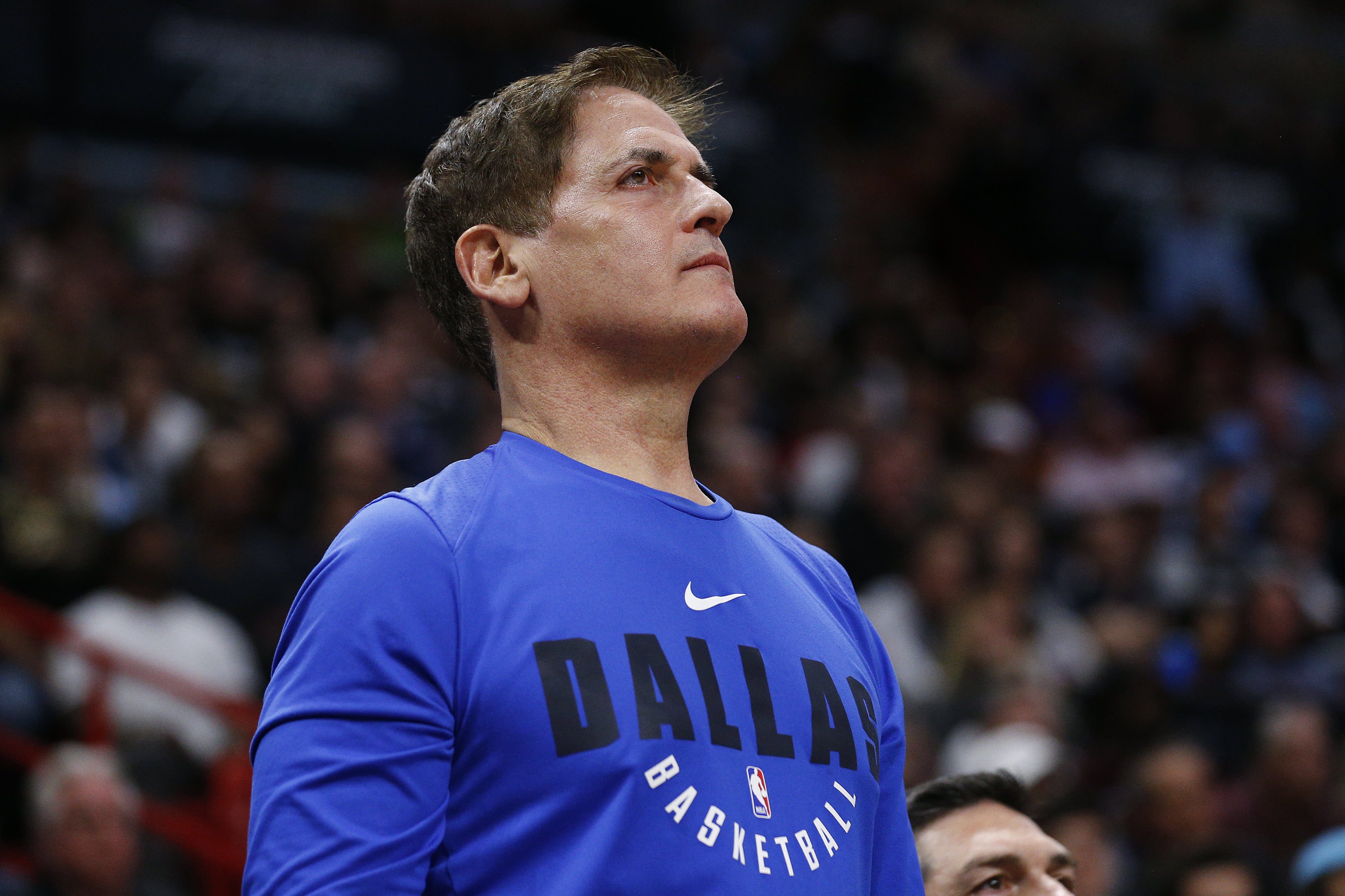 Mark Cuban: The Dallas Mavericks are thinking about 'turning our tickets into NFTs'