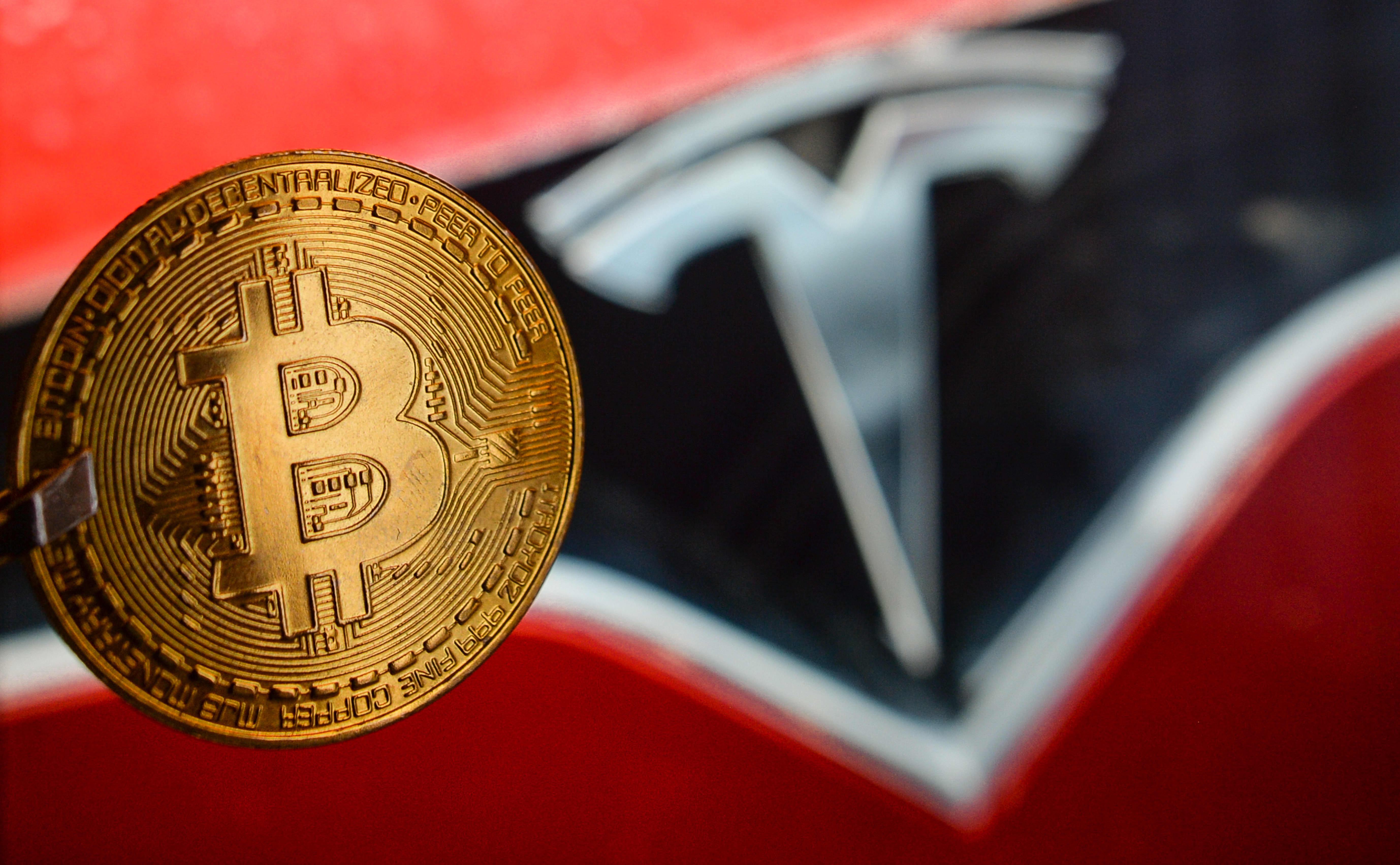 Tesla's bitcoin speculation helped boost profits in Q1