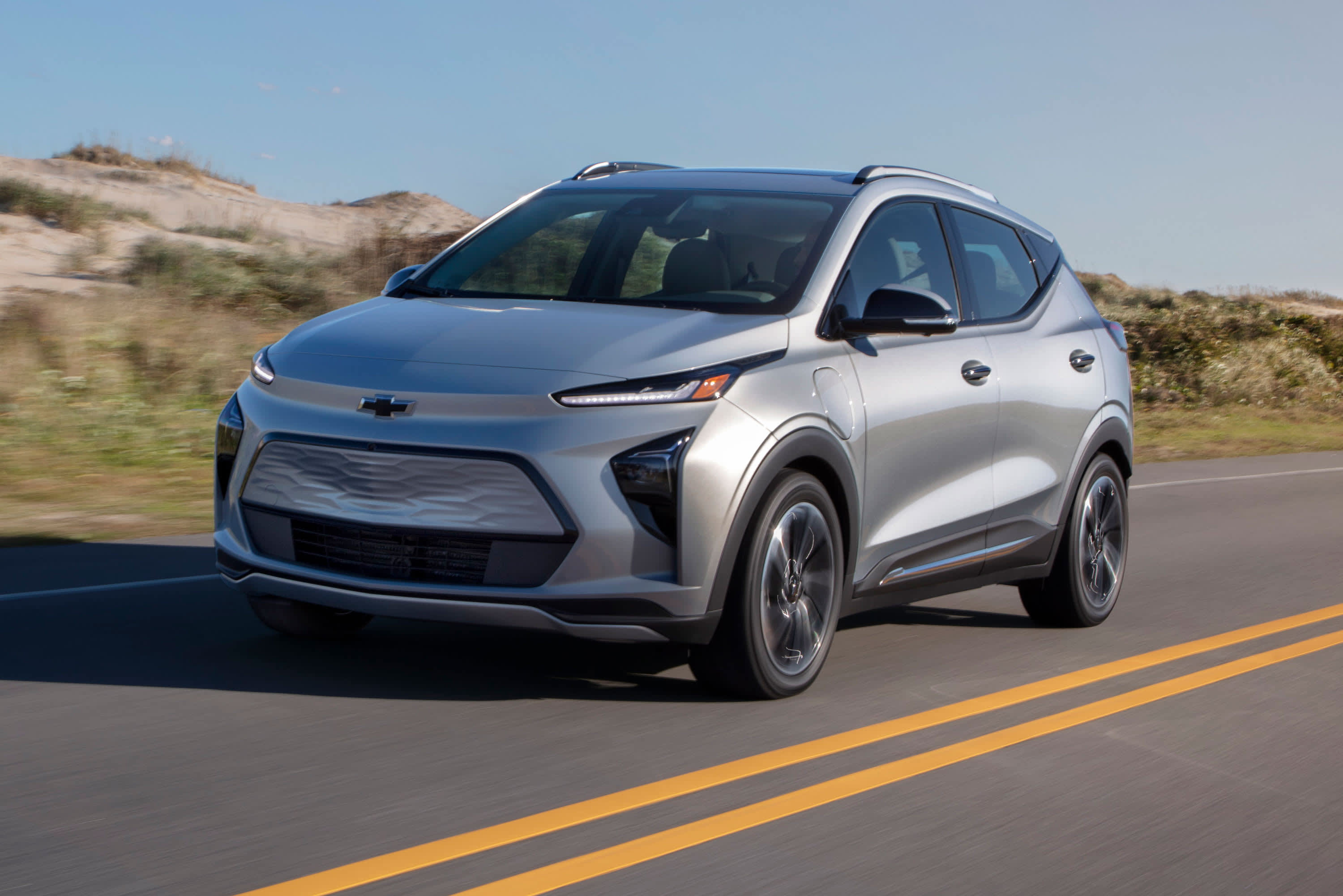 Image result for chevy bolt euv