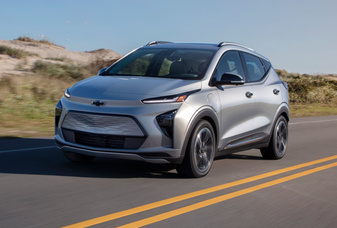 GM's electric vehicle plans begin to take shape with new lower-priced Chevy Bolts