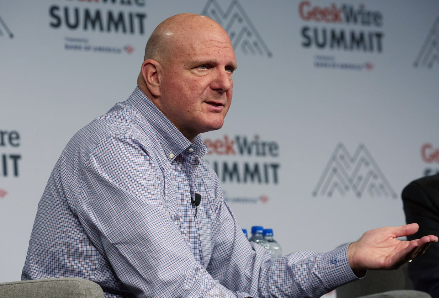 Steve Ballmer says he wishes Microsoft had entered cloud computing market earlier