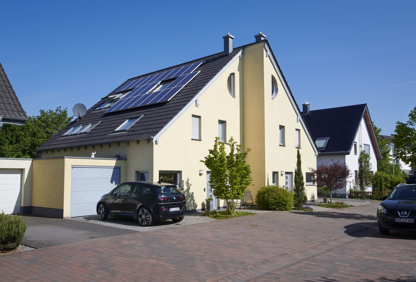 EV charging to solar panels: How connected tech is changing the homes we live in