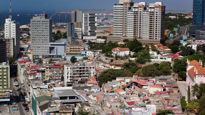 LUANDA, Angola - After the end of Angola's bloody civil war in 2002, the country enjoyed a decade of rapid growth fuelled by its booming oil sector. But in 2014, a global slump in the price of crude, which accounts for 70 percent of government revenues, and the failure of the authorities to diversify the economy, plunged Angola into a serious financial crisis.