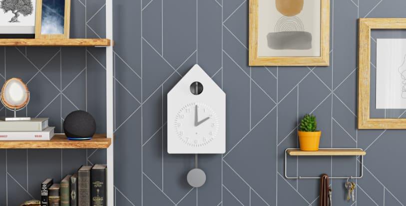 Amazon's Build It program includes a cuckoo clock, a smart scale, and a printer