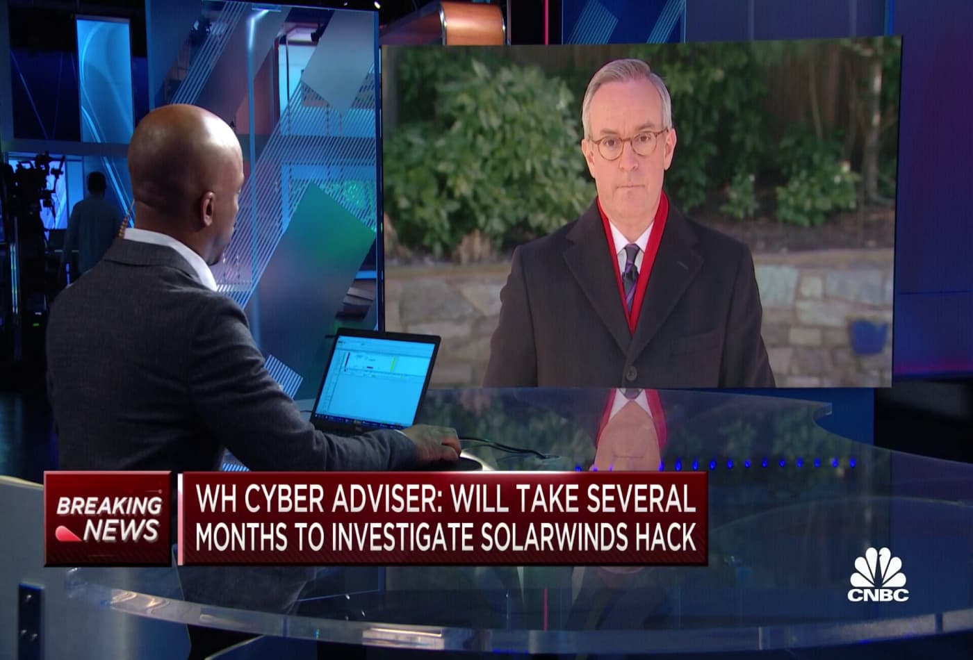 WH cyber adviser: SolarWinds Hack compromised 9 agencies, about 100 private companies