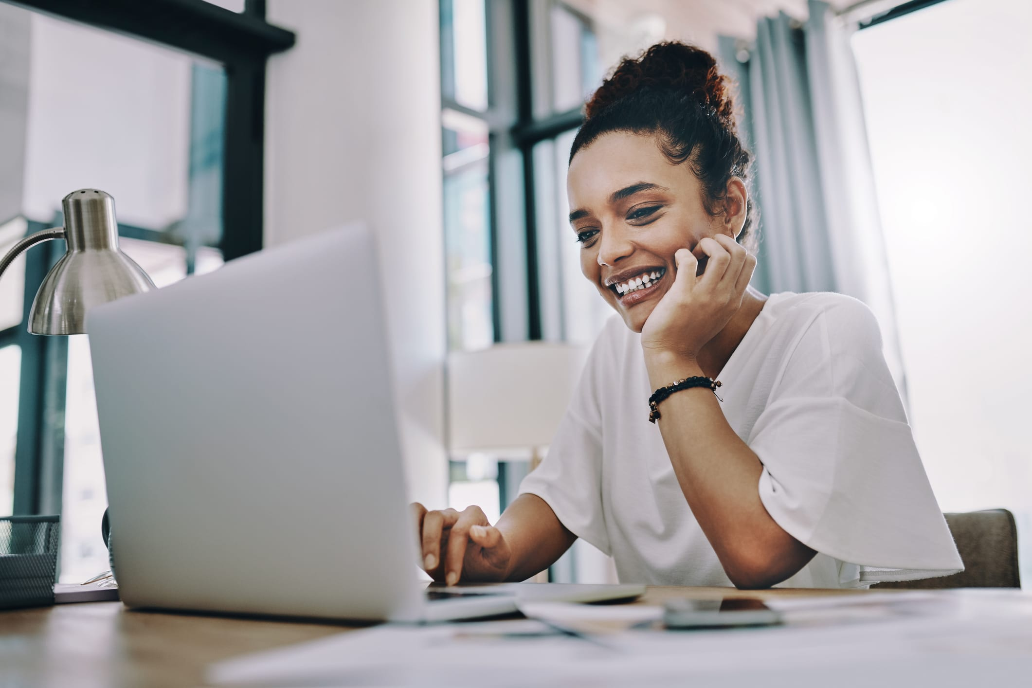 10 work-from-home jobs that pay six figures