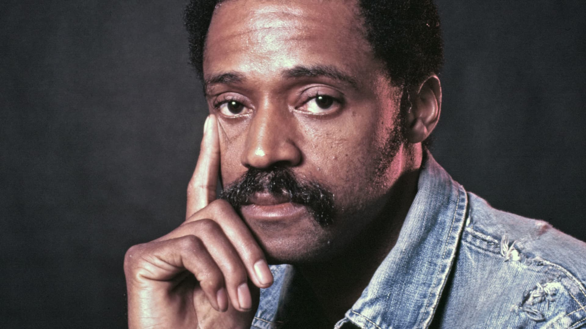 Actor, director, screenwriter, playwright, novelist and composer Melvin Van Peebles photographed in 1972.