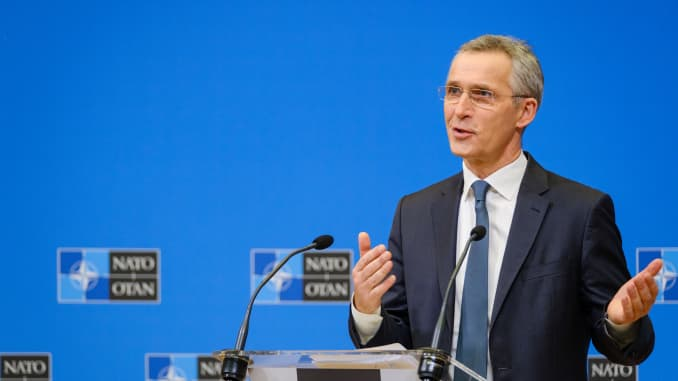 NATO Increasing Troops in Iraq From 500 to 4,000
