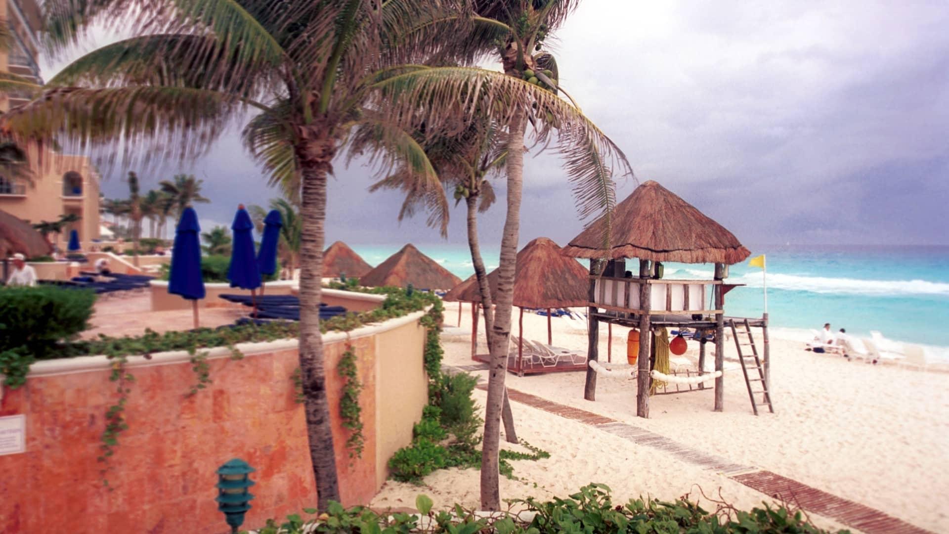 Hotel Ritz Carlton, Cancun