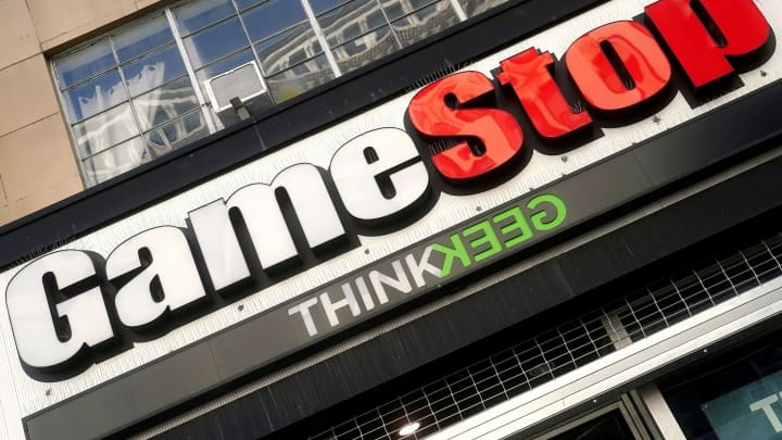 cnbc.com - Maggie Fitzgerald - GameStop shares soar more than 90% in late-afternoon trading