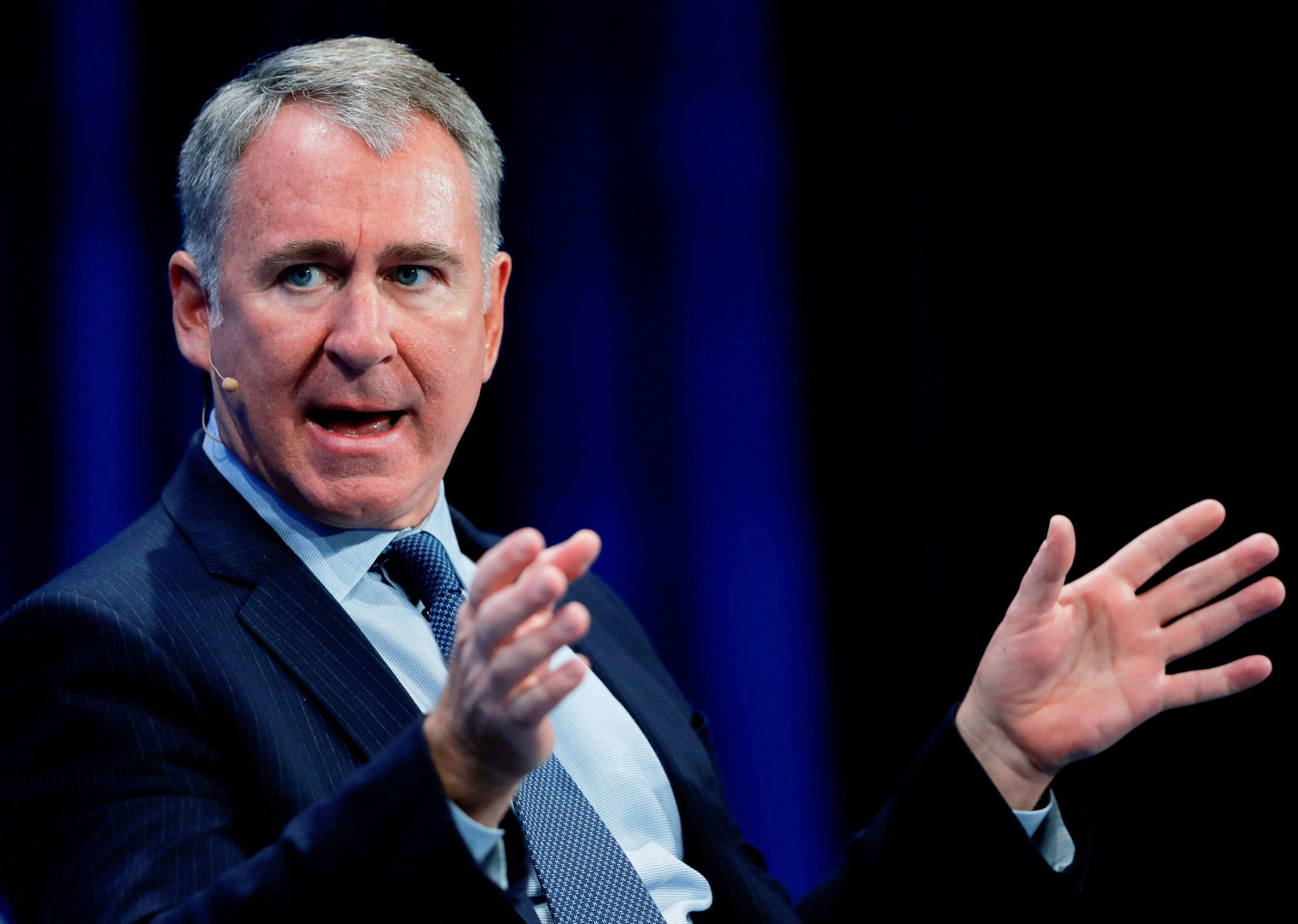 'Flat out false' — Ken Griffin says Citadel doesn't use personal information from retail investors - CNBC