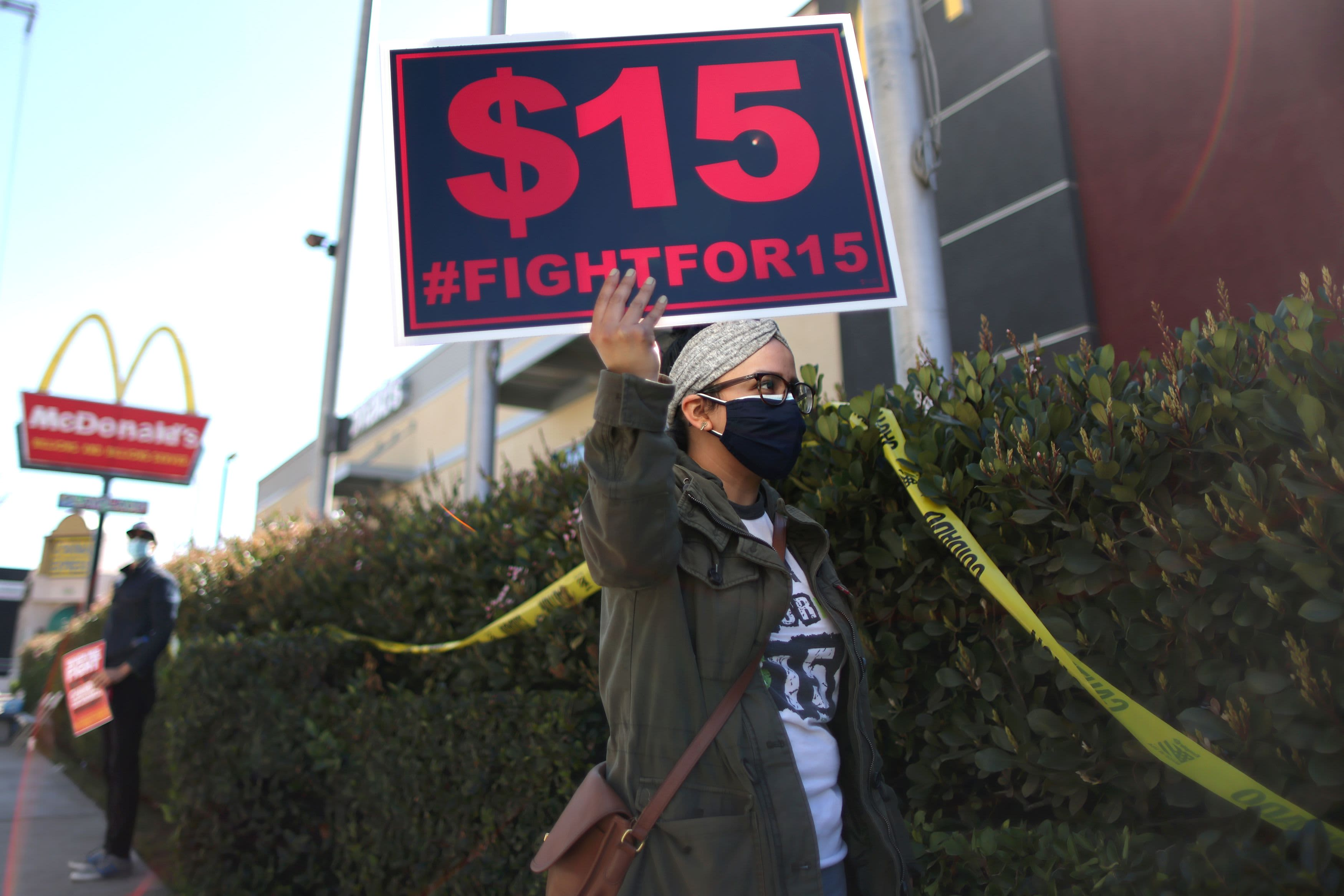 A $15 minimum wage could boost Social Security benefits by about $5,000 a year
