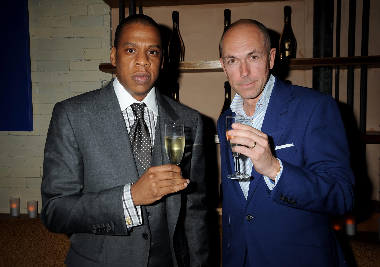 LVMH buys 50%stake in Jay-Z's champagne brand Armand de Brignac thumbnail