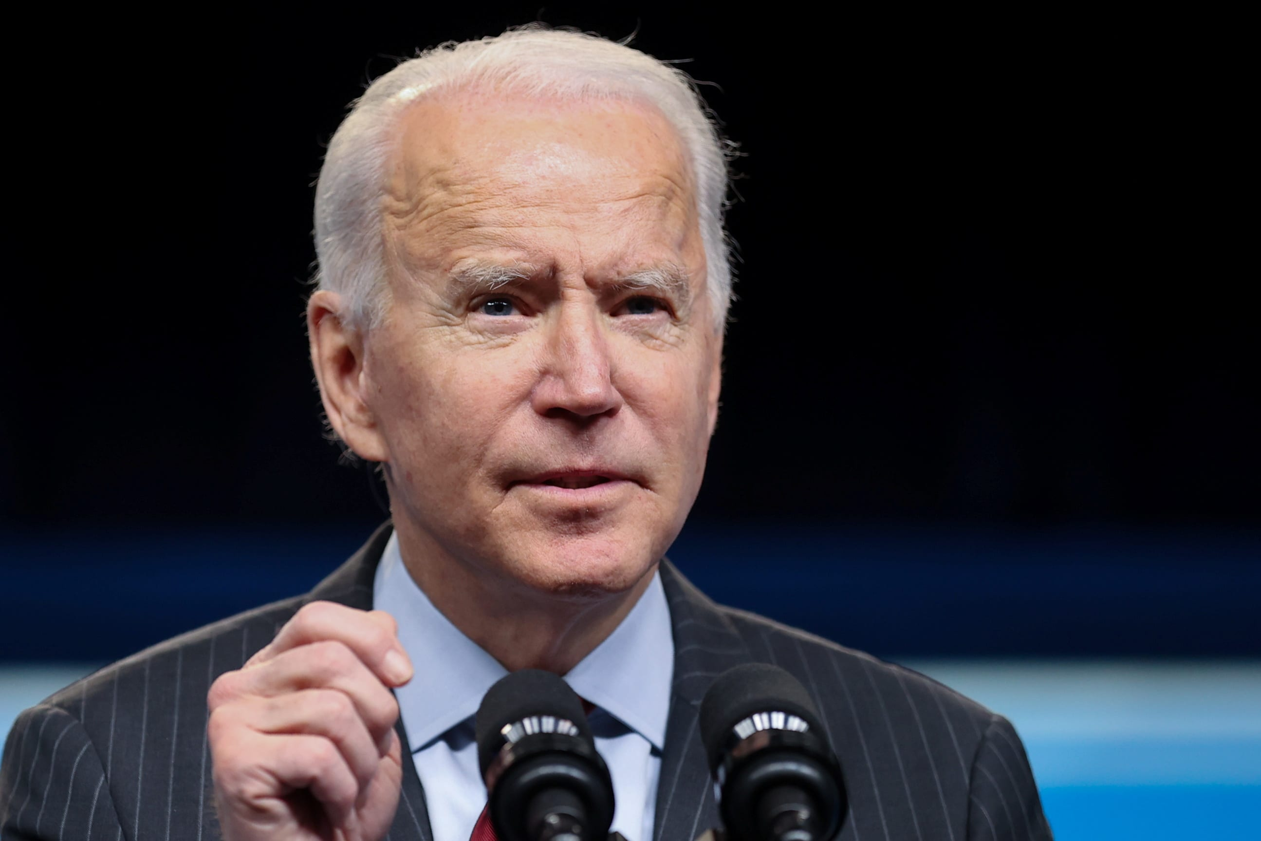 Watch live: Biden Covid team holds briefing as U.S. death toll reaches grim milestone
