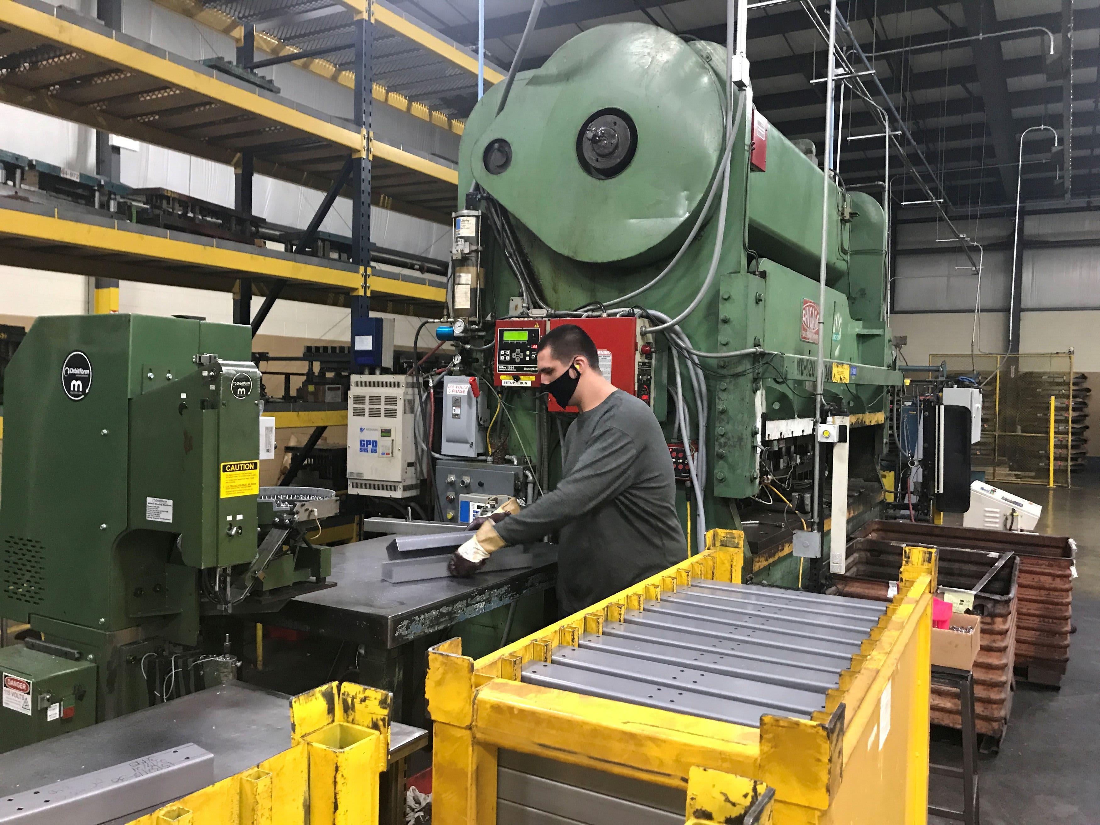 El auge de la fabricación trae más señales de que la inflación se está acumulando rápidamente