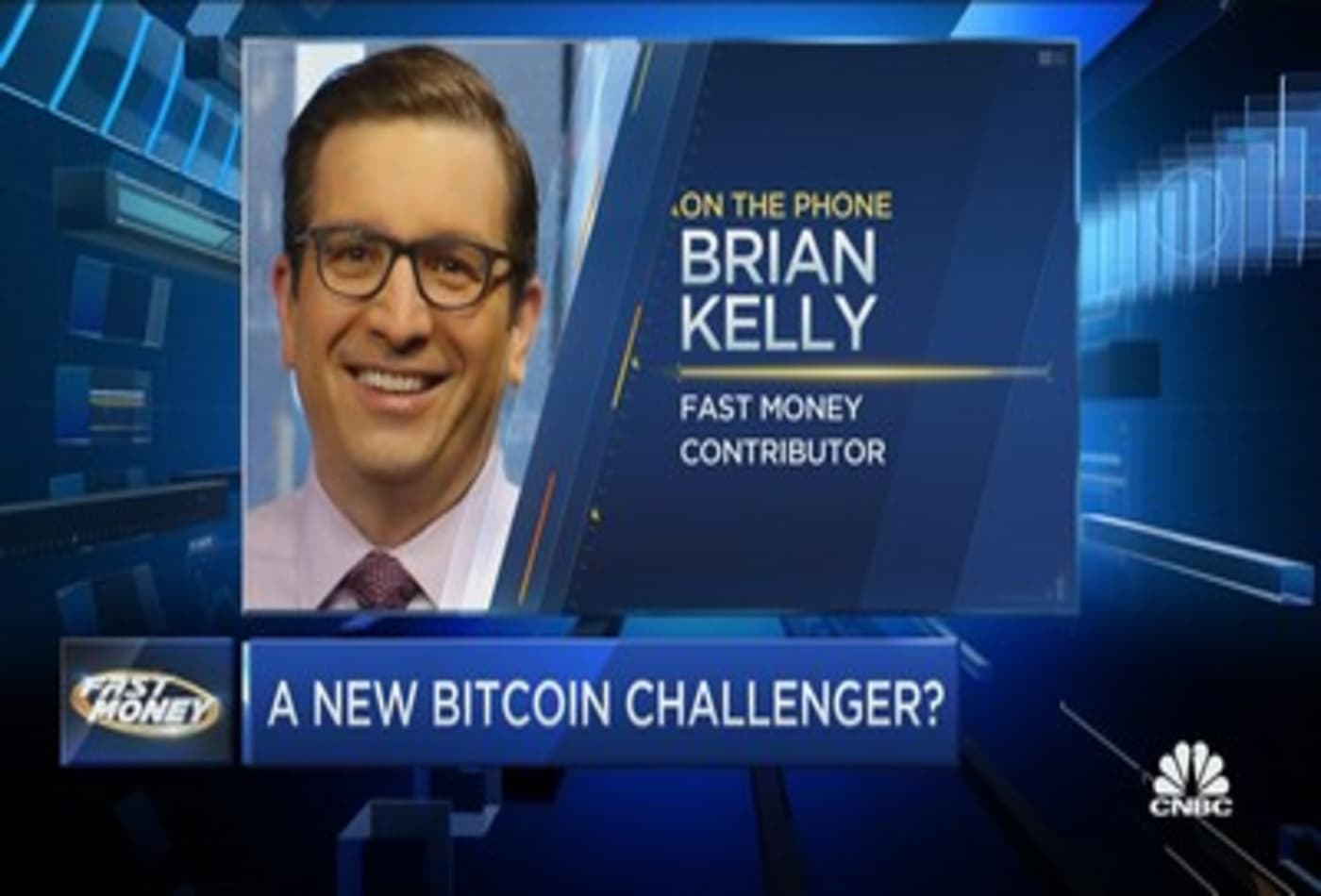 Bitcoin plunges, and could there be a new challenger on the way
