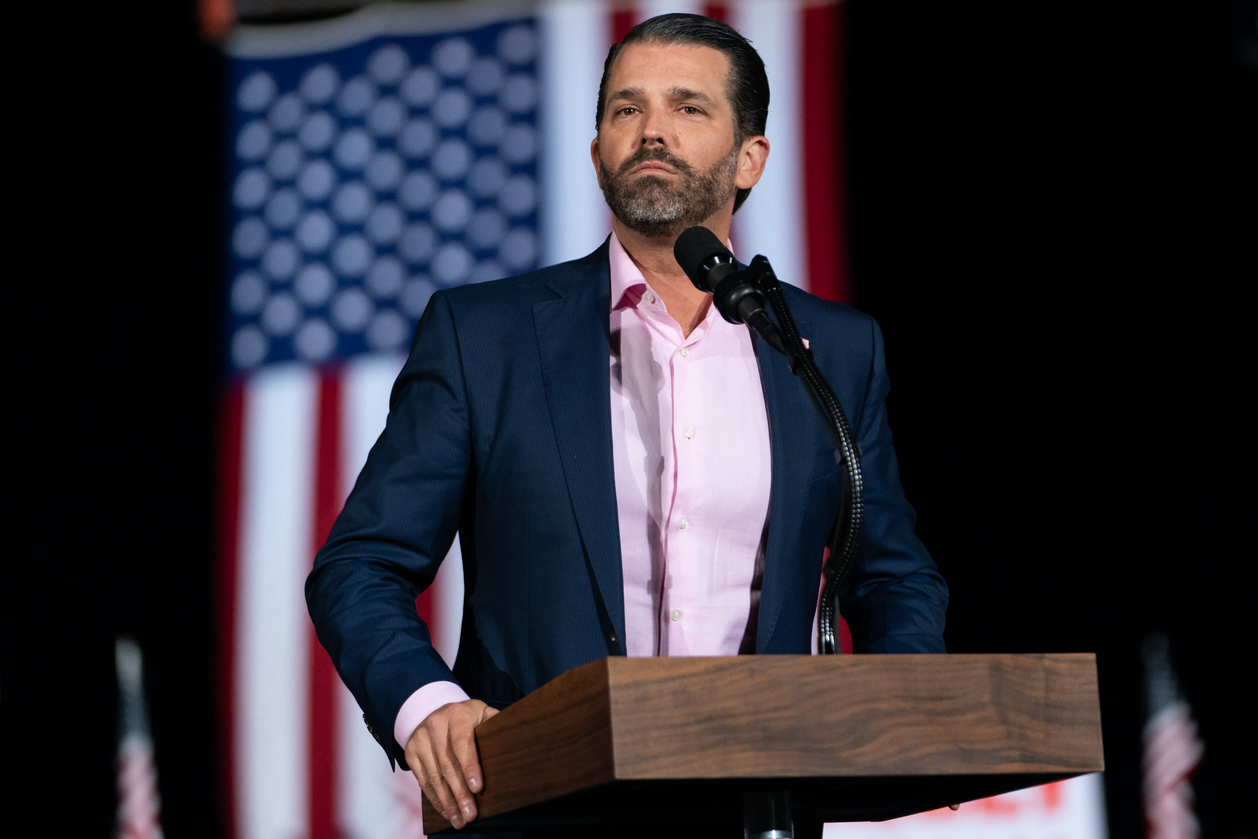 Donald Trump Jr. deposed in DC attorney general probe of 2017 inauguration funds
