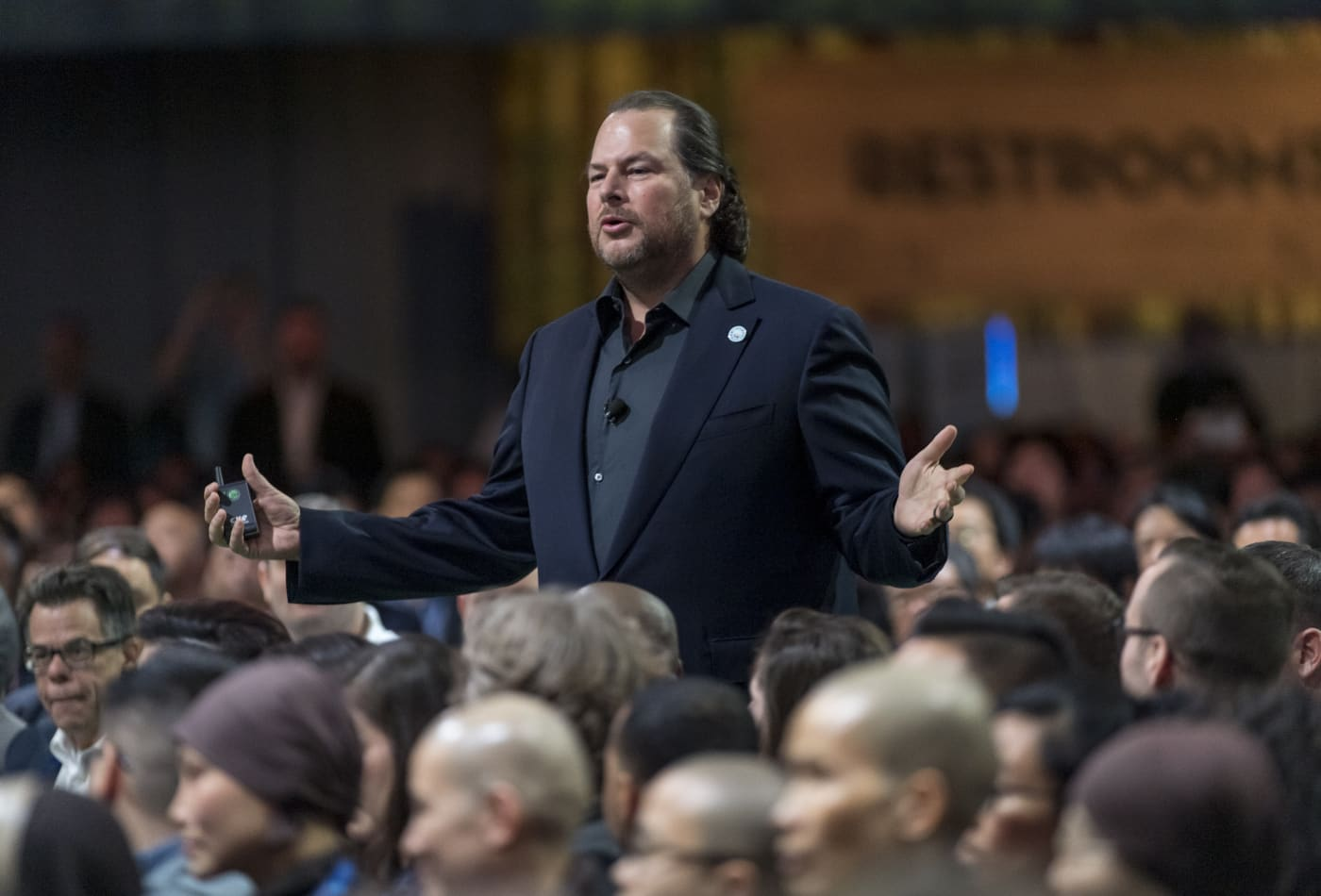 How Salesforce became Silicon Valley's best late-stage tech investor