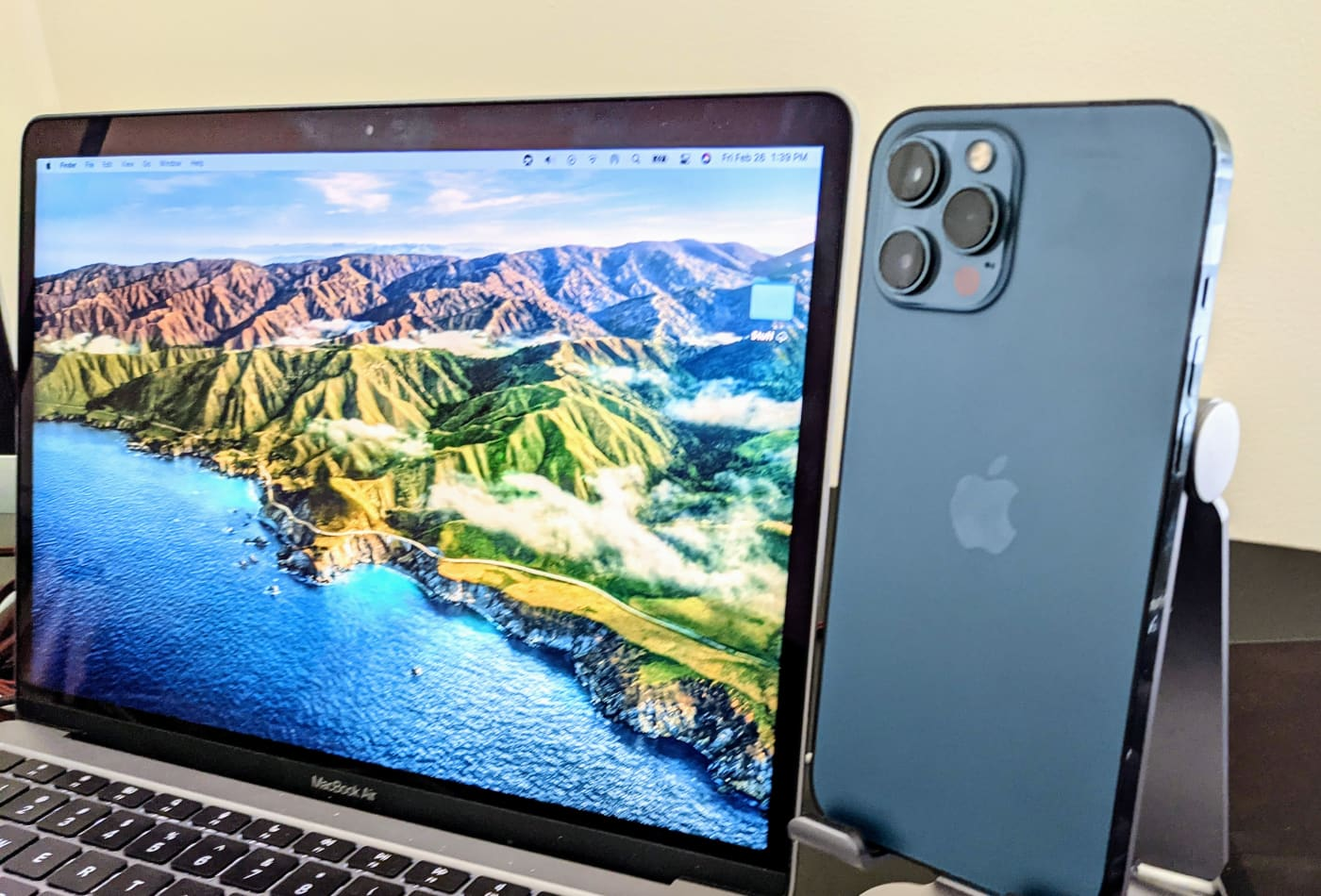 How to use your iPhone as a webcam on a Mac so your video chats are much clearer