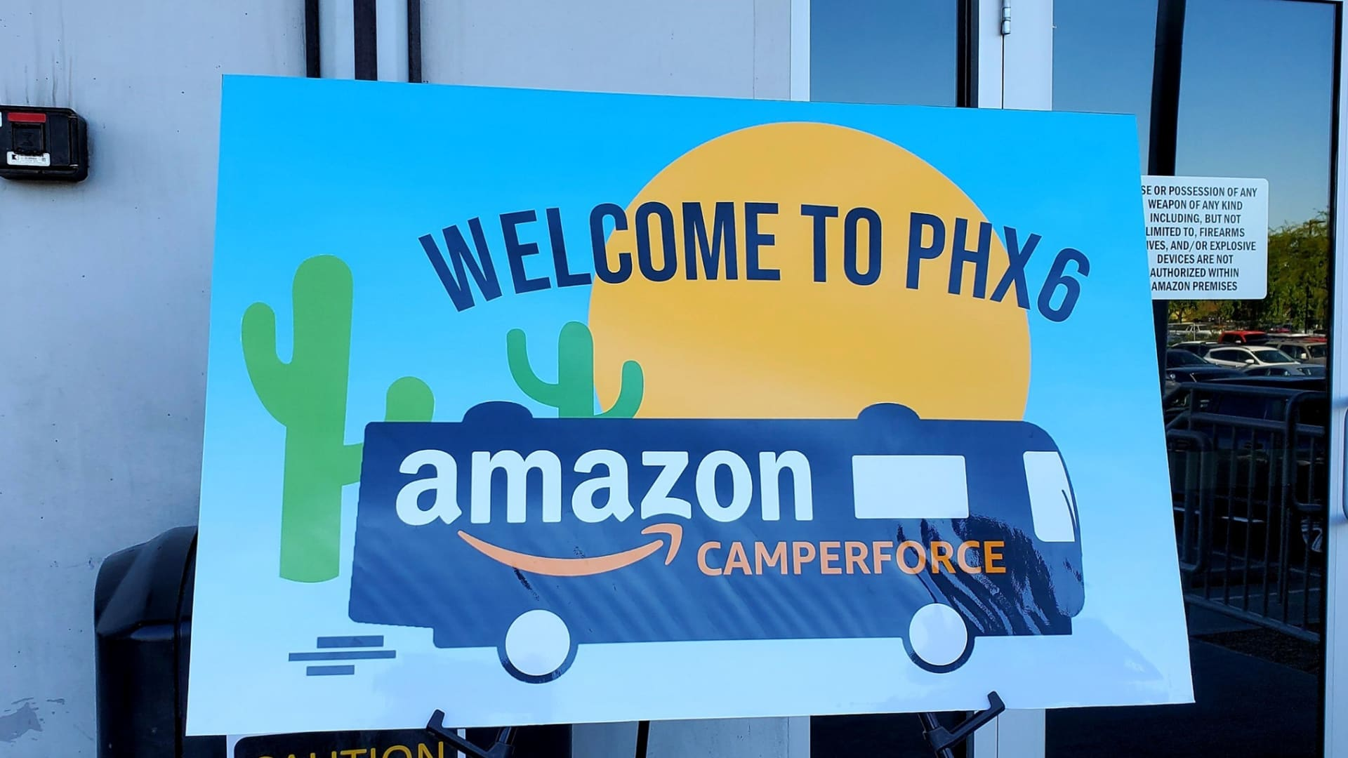 Amazon CamperForce, launched in 2008, recruits RVers and vandwellers from all corners of the country to work for months at a time during the peak holiday shopping season.