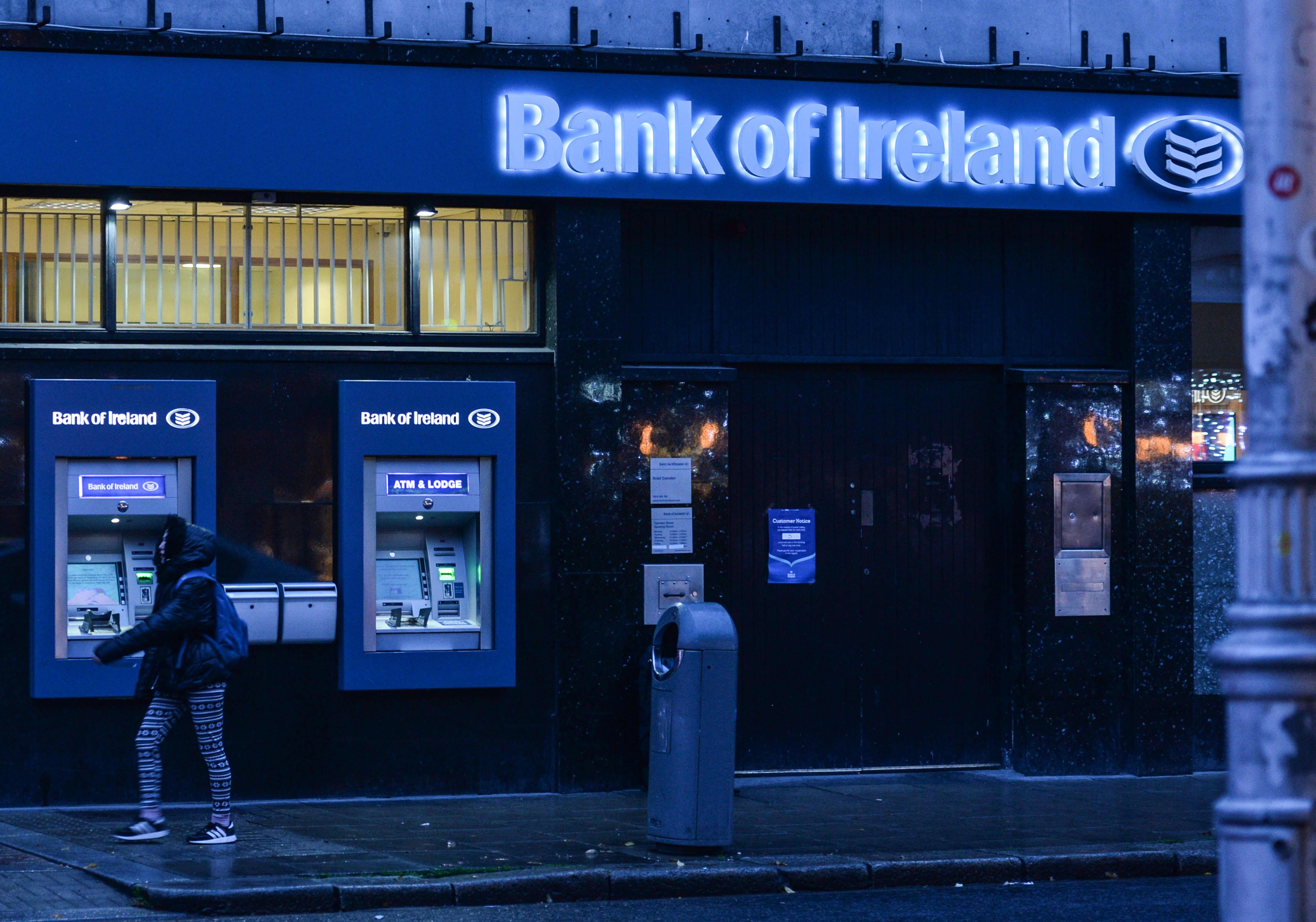 The Irish banking landscape is undergoing radical changes