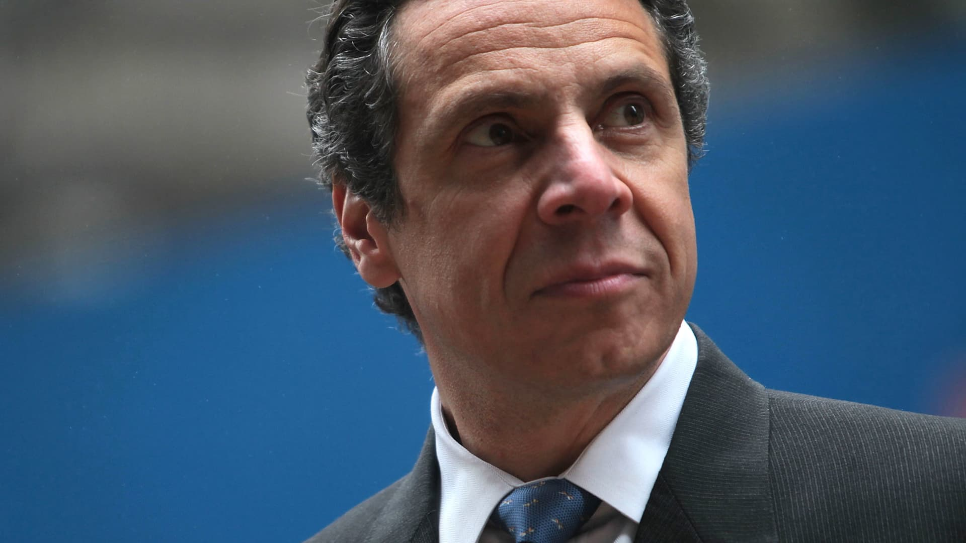 New York Attorney General Andrew Cuomo