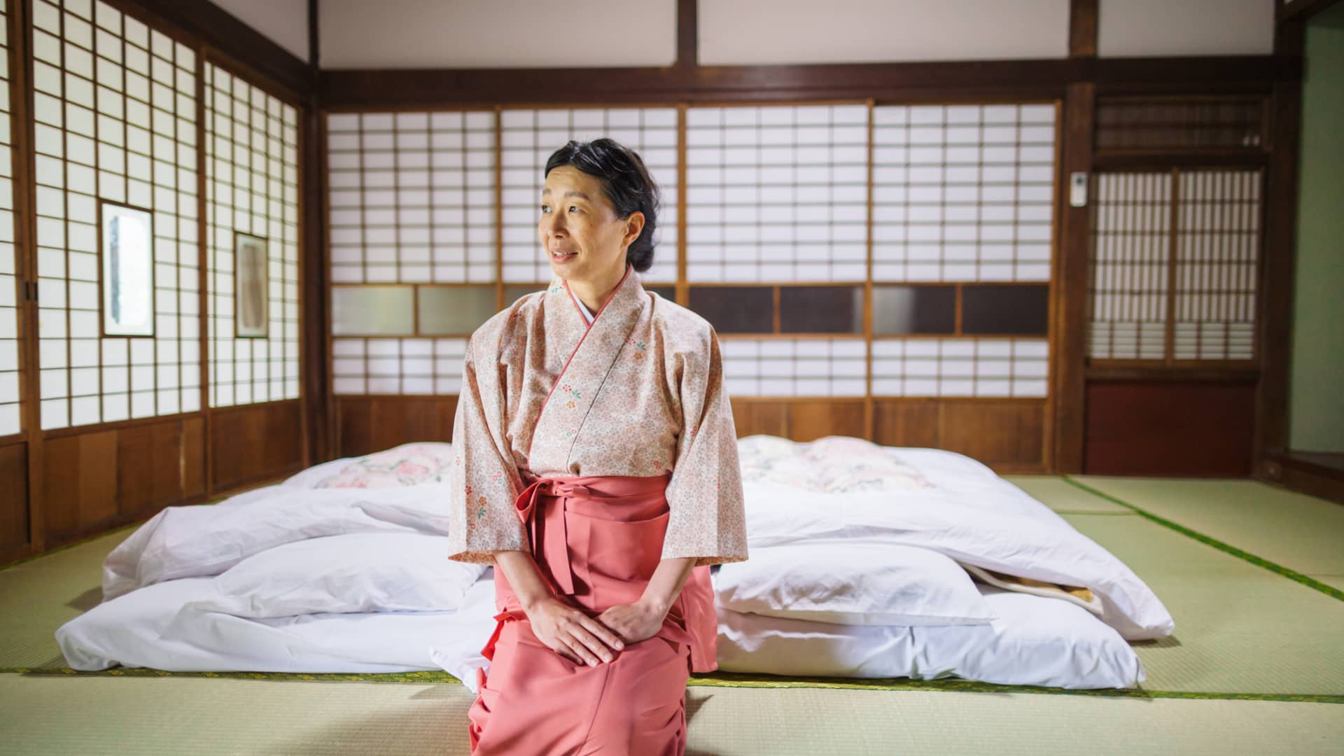 Ryokan prices are often quoted per person, not per night.