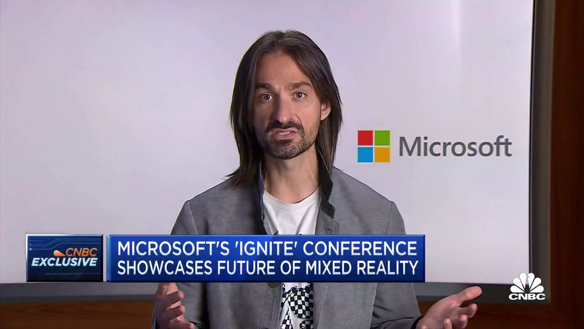 Microsoft's Alex Kipman on the future of mixed reality