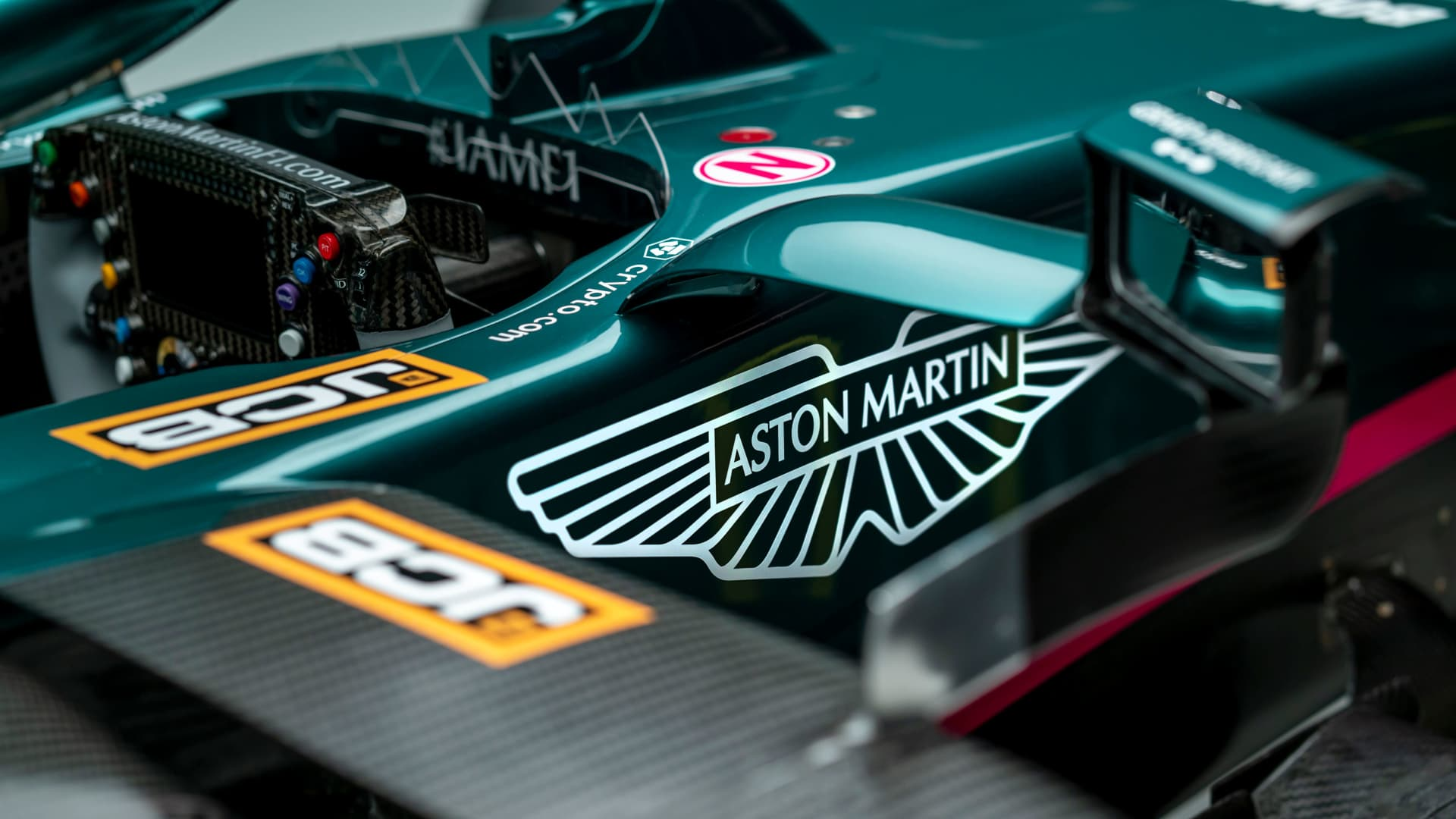 Aston Martin 2021 F1 challenger – the AMR21.