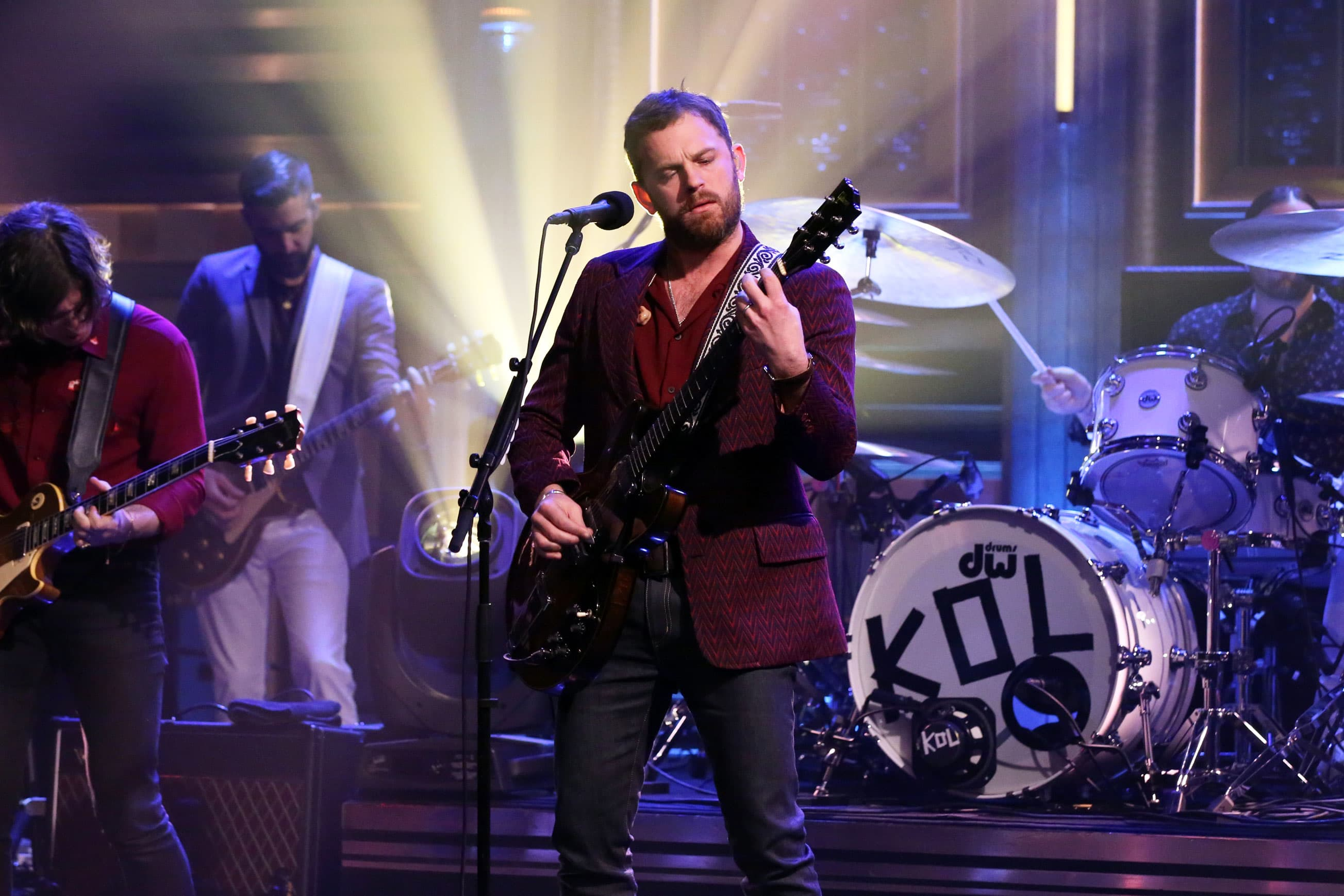 Rock band Kings of Leon will release new album as an NFT, making it a digital collector's item