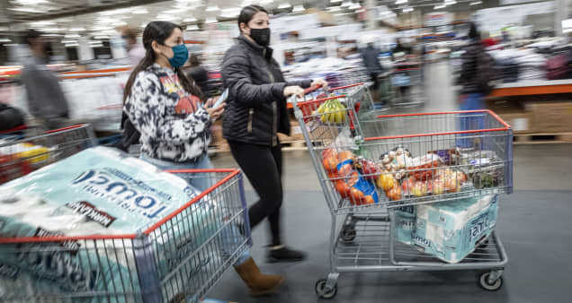 Market braces for key inflation report Tuesday that may test the Fed's mettle