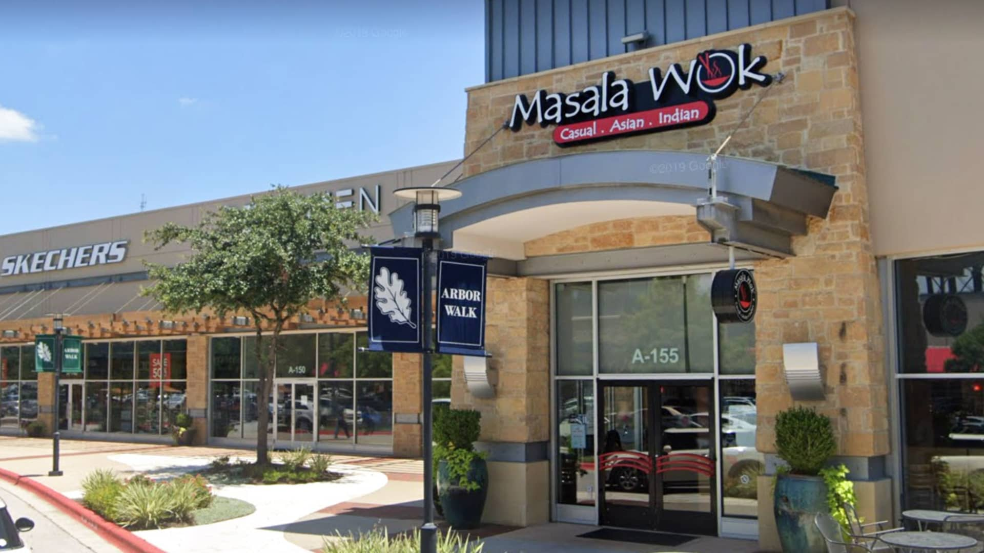 The Shops at Arbor Walk in Austin Texas, owned by Washington Prime Group.